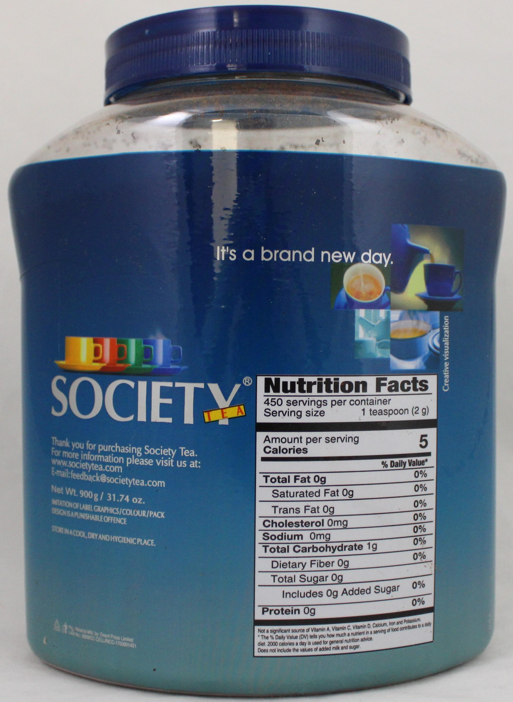 Society Leaf Tea 31.7oz