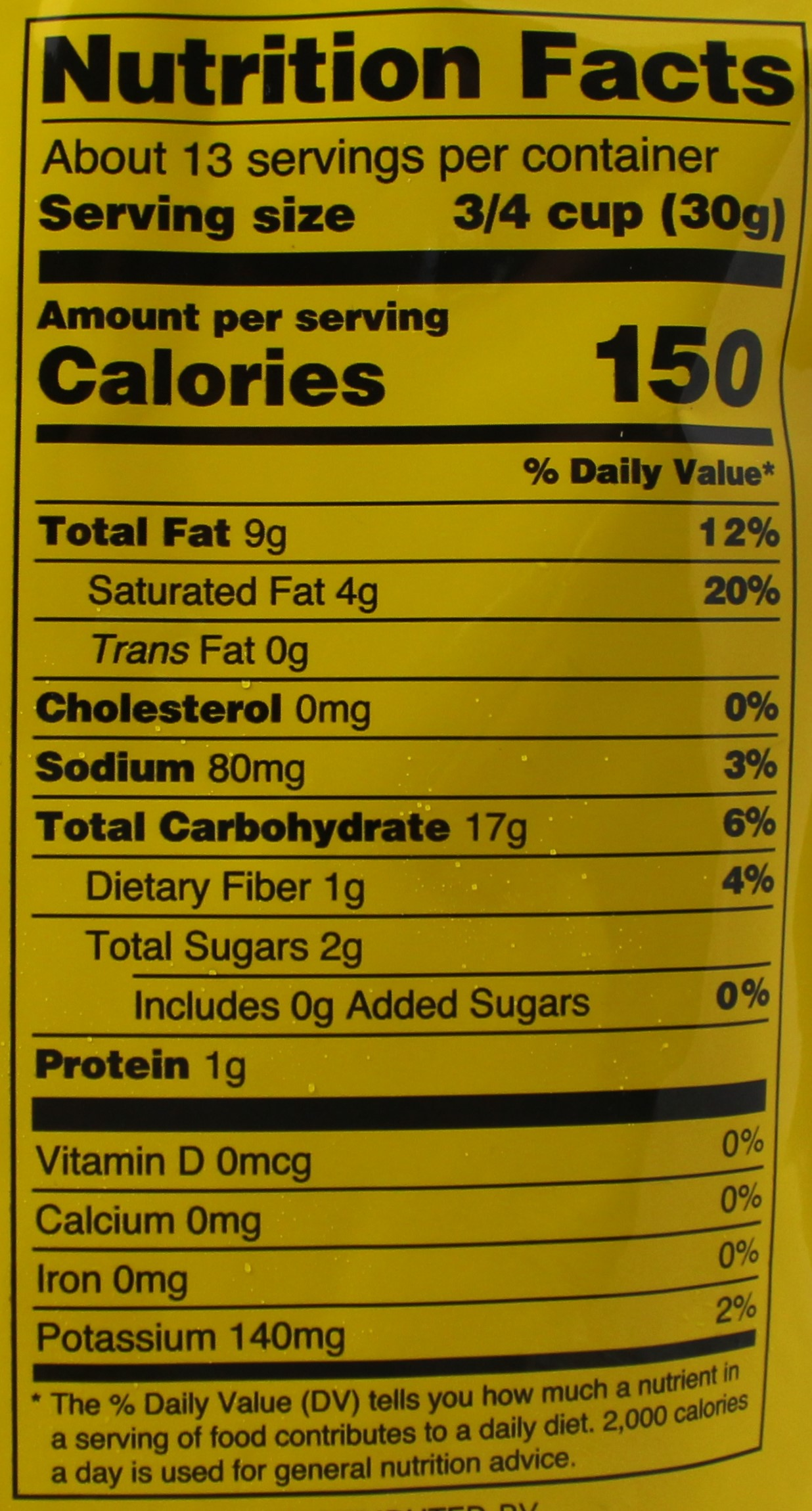 Plantain Chips 12Oz