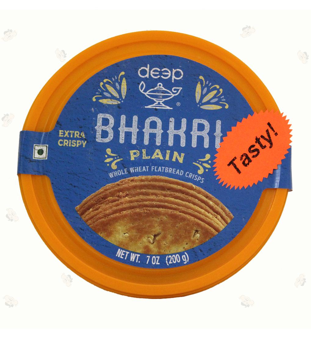 Plain Bhakri 7Oz