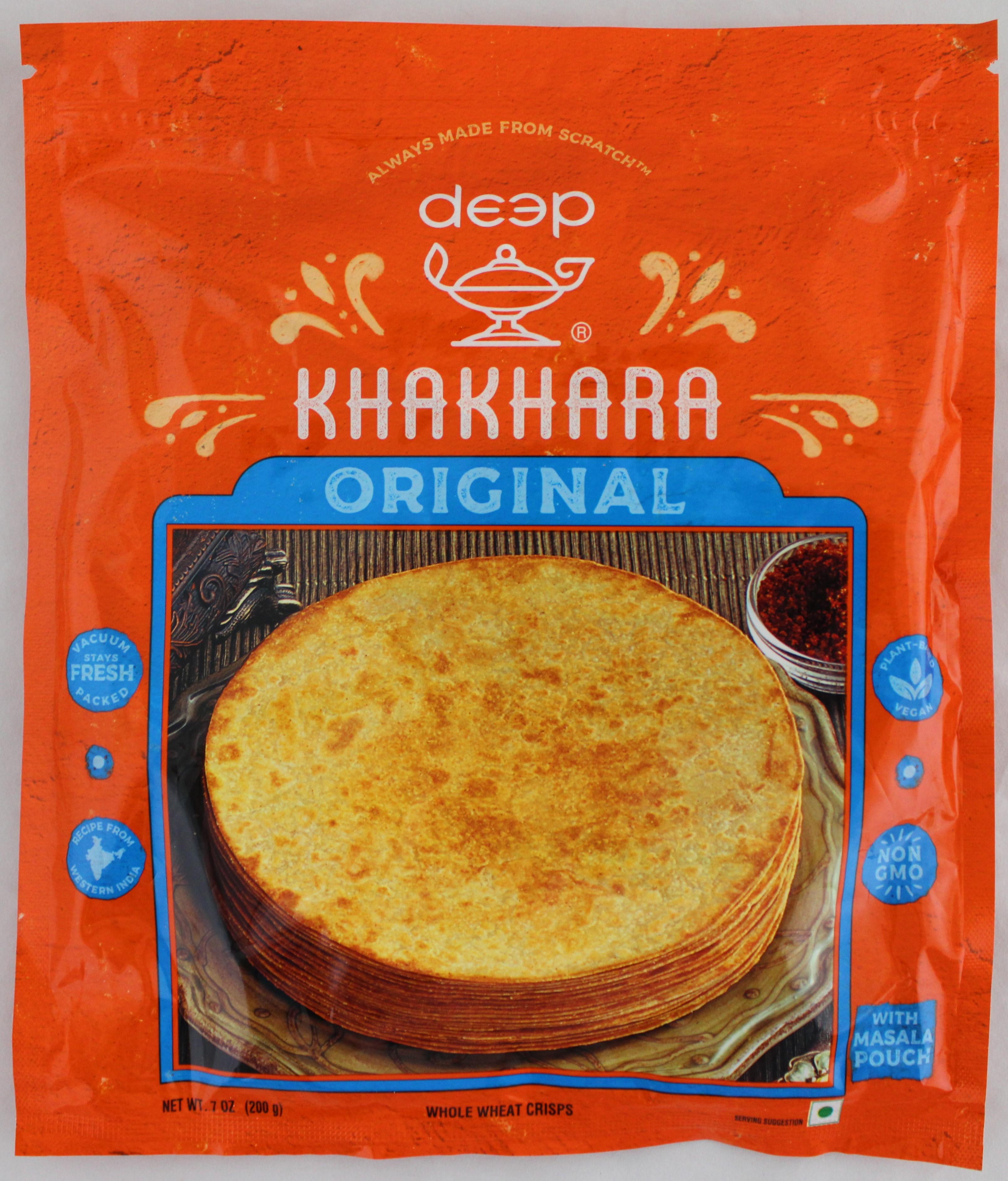 Original Khakhara 7 oz.