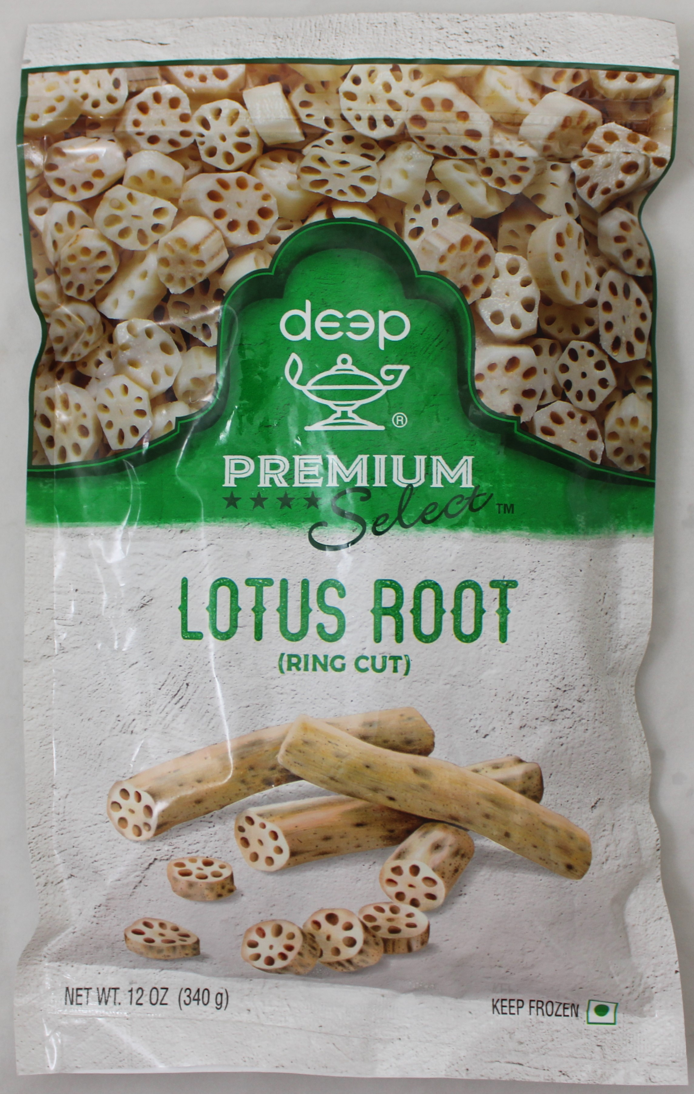 Lotus Root 12oz.