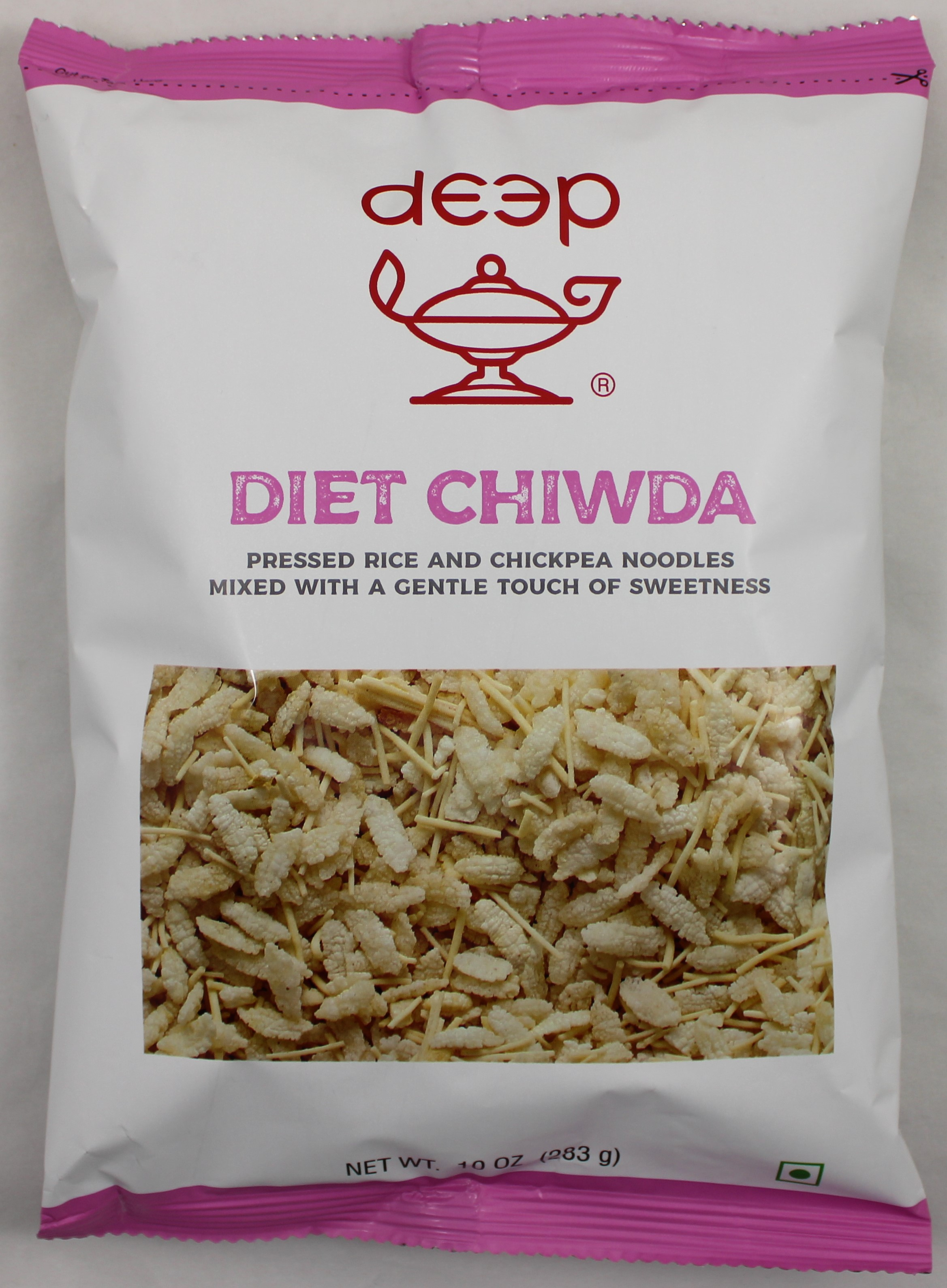 Indian Grocery - Diet Chiwda 10oz