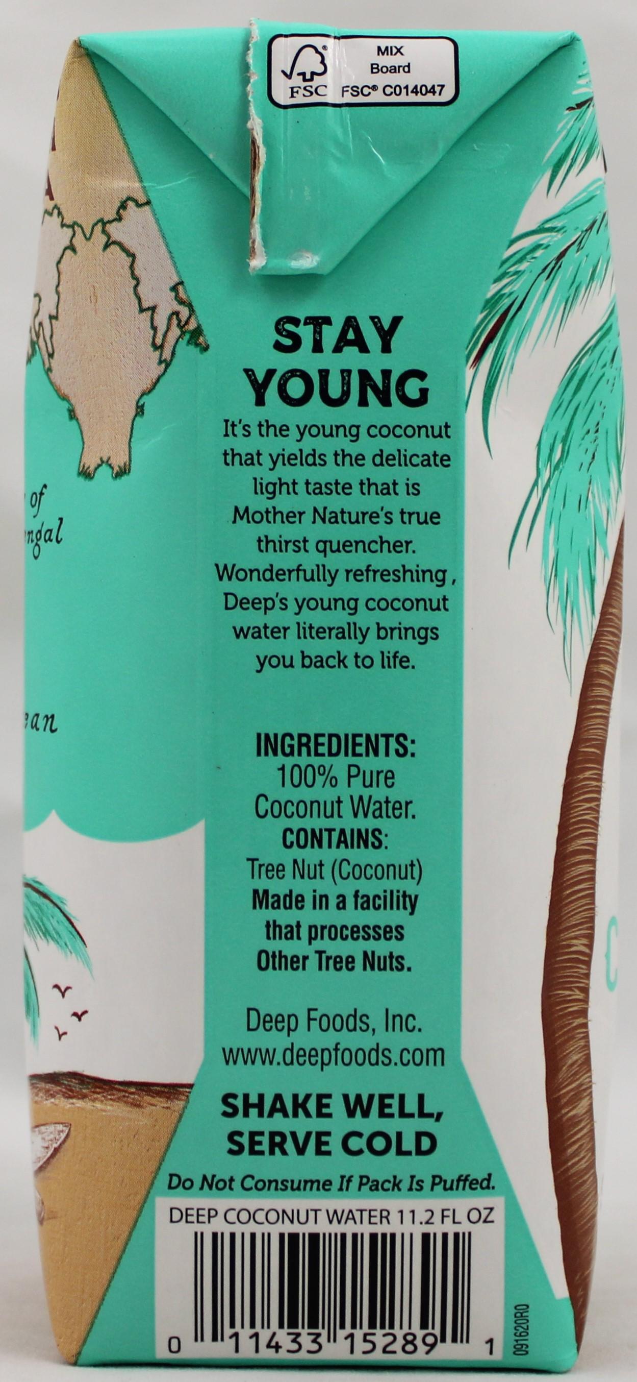 Coconut Water 11.2 fl oz