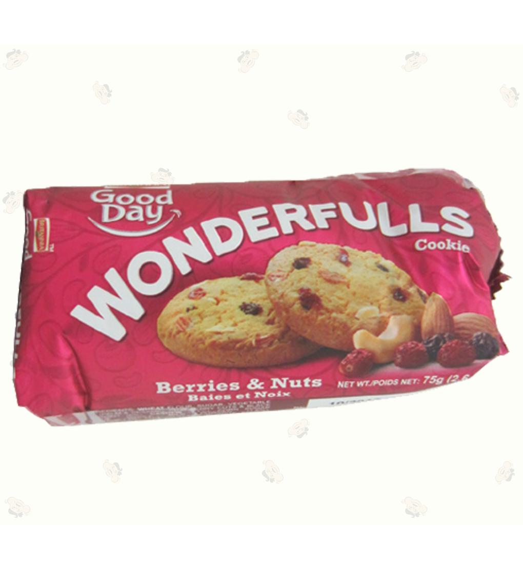 GD Wonderfulls Berries& Nuts2.6oz