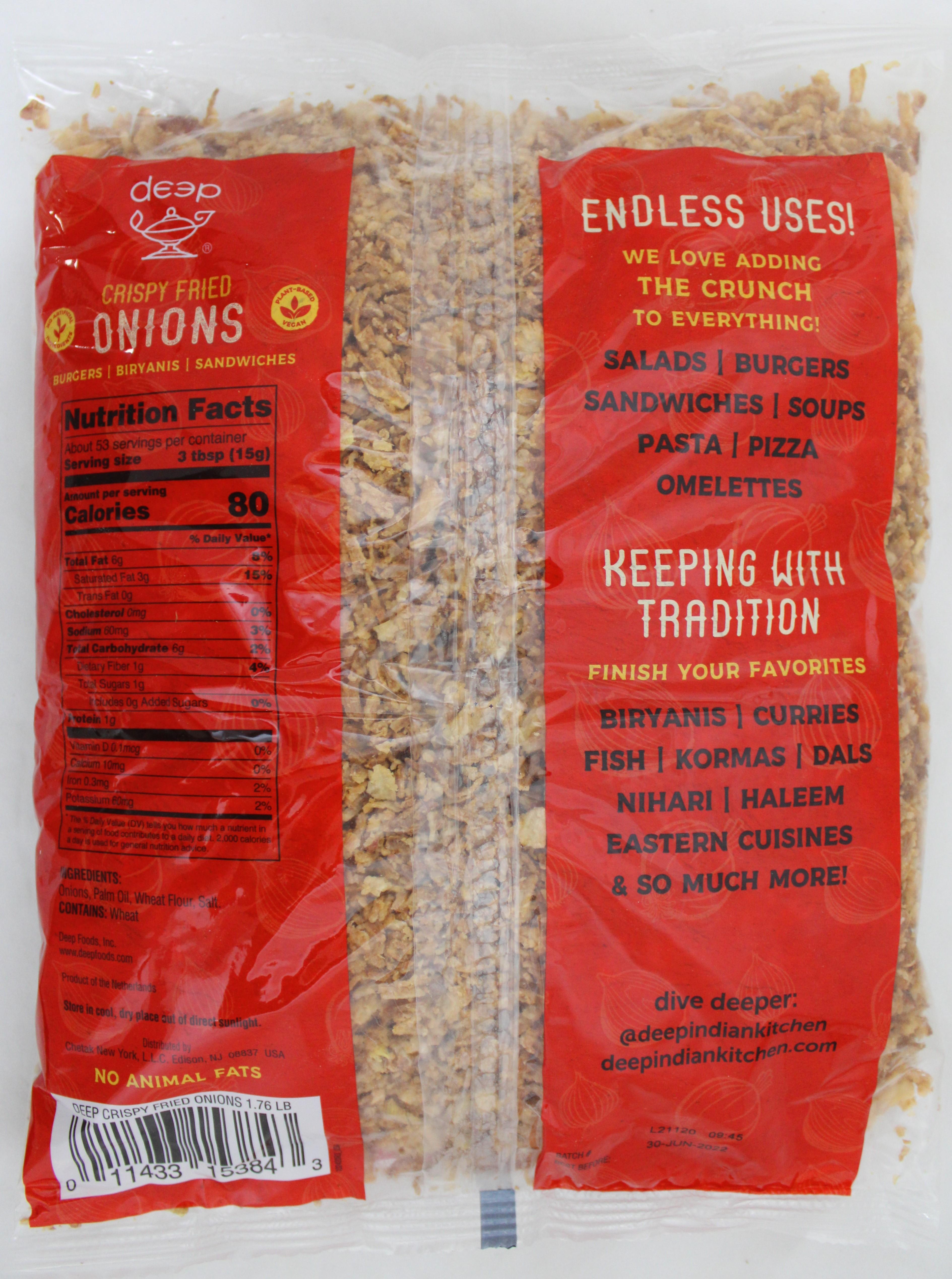 Fried Onion 1.76 lb