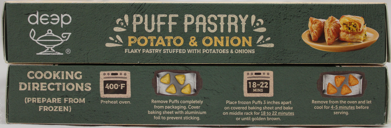Potato Onion Puff (6 pcs) 12.7 Oz