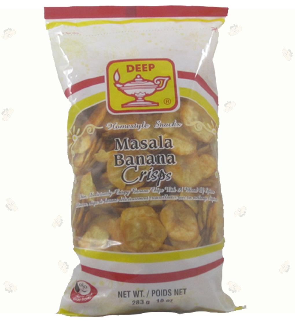Masala Banana Crisps 10oz