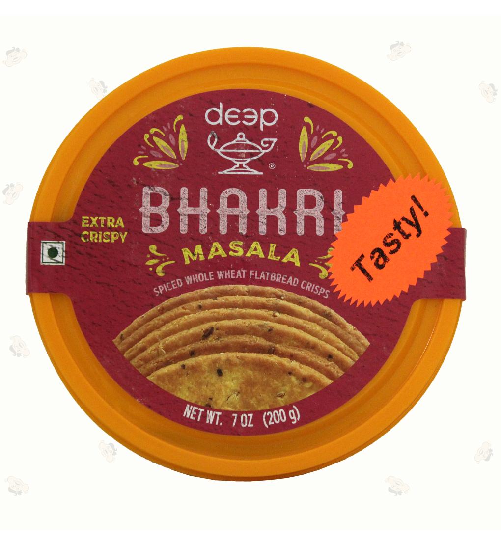 Masala Bhakri 7Oz