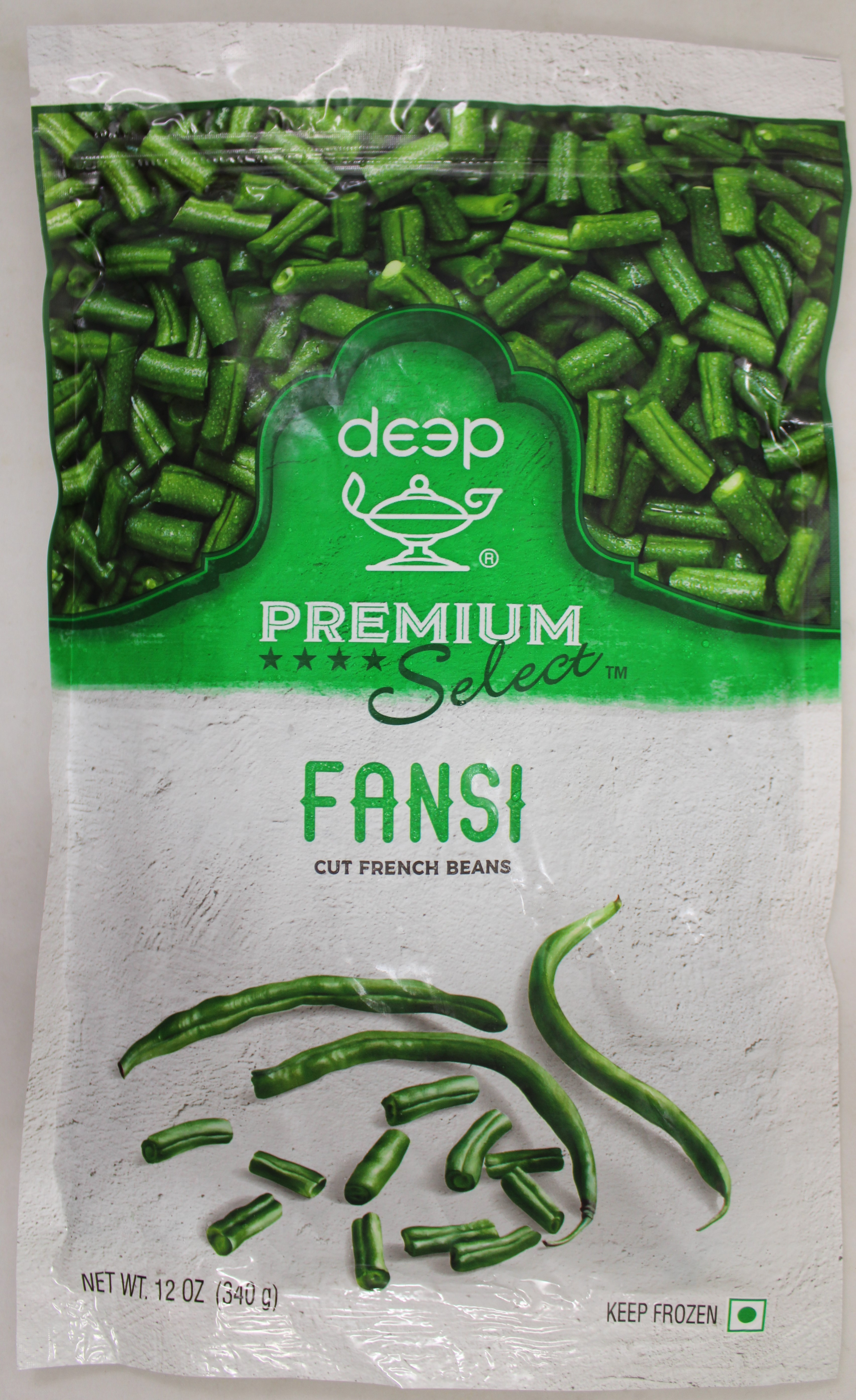 Fansi (Cut French Beans) 12oz
