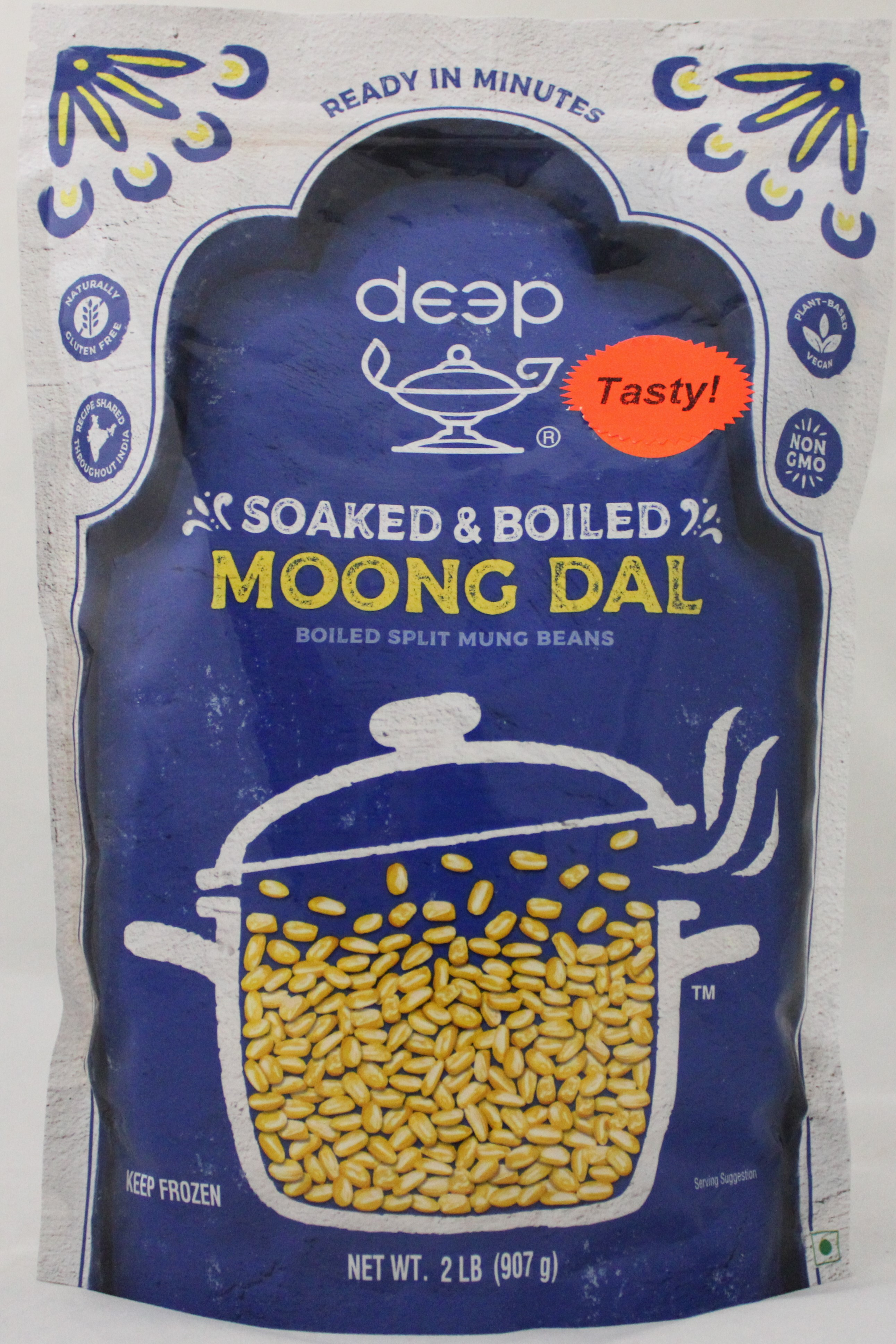 Soaked&Boiled Moong Dal-ReadyInMin