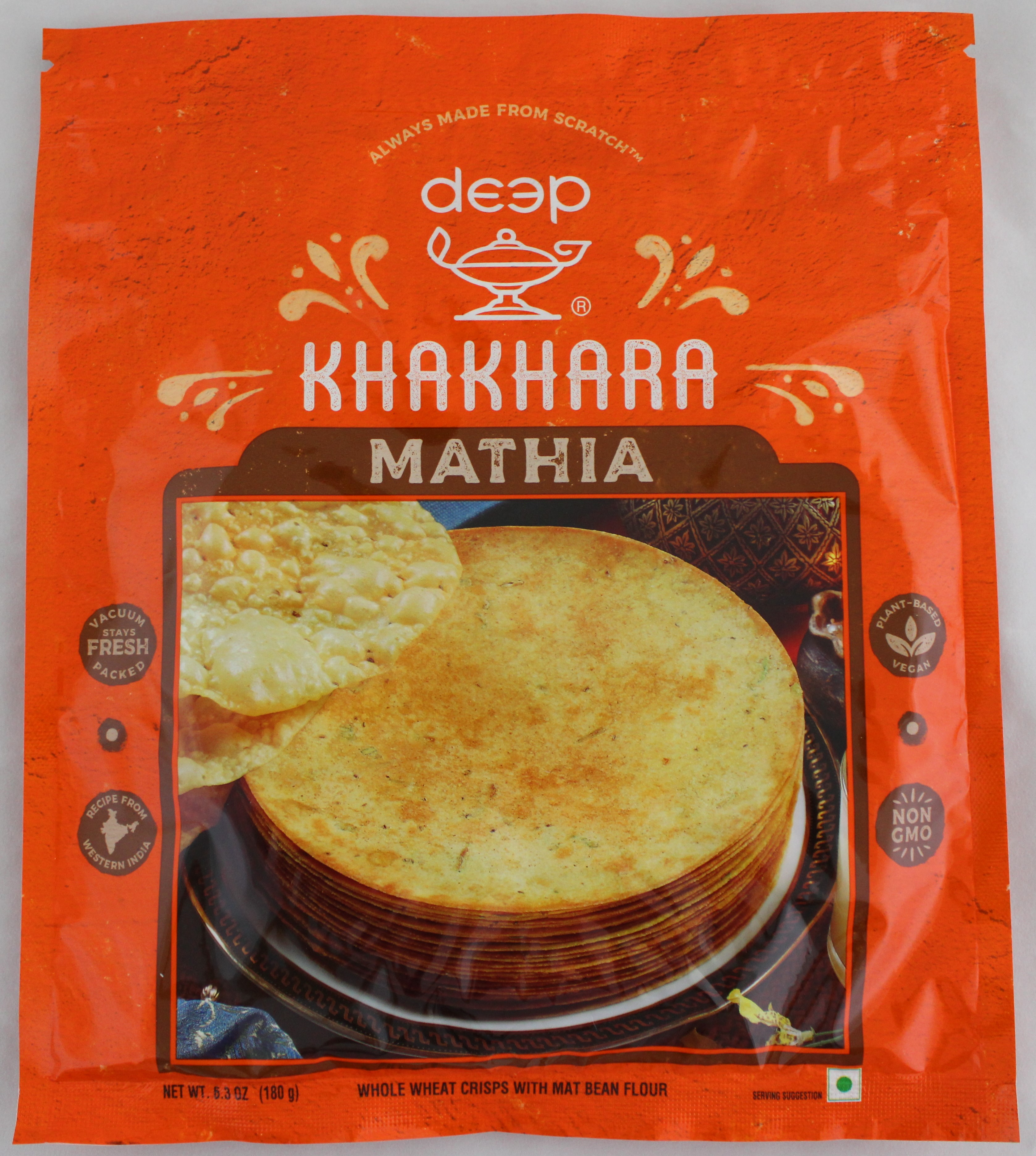 Mathia Khakhara 6.3 oz