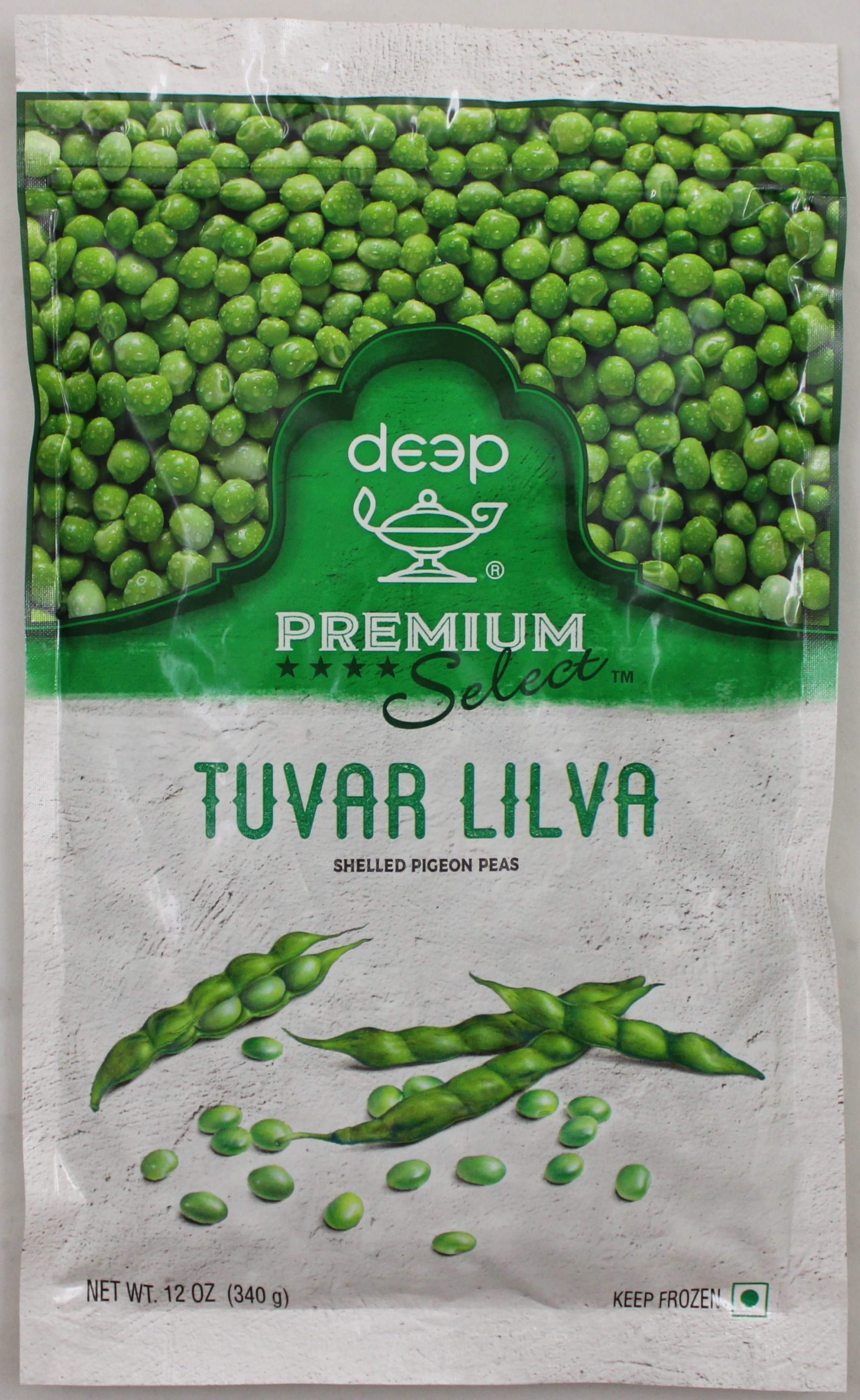 Indian Grocery - Tuvar Lilva 12oz