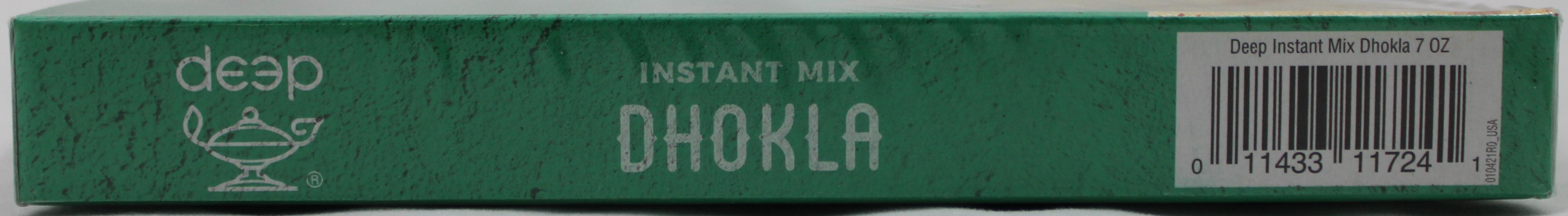 Dhokla Mix 7oz