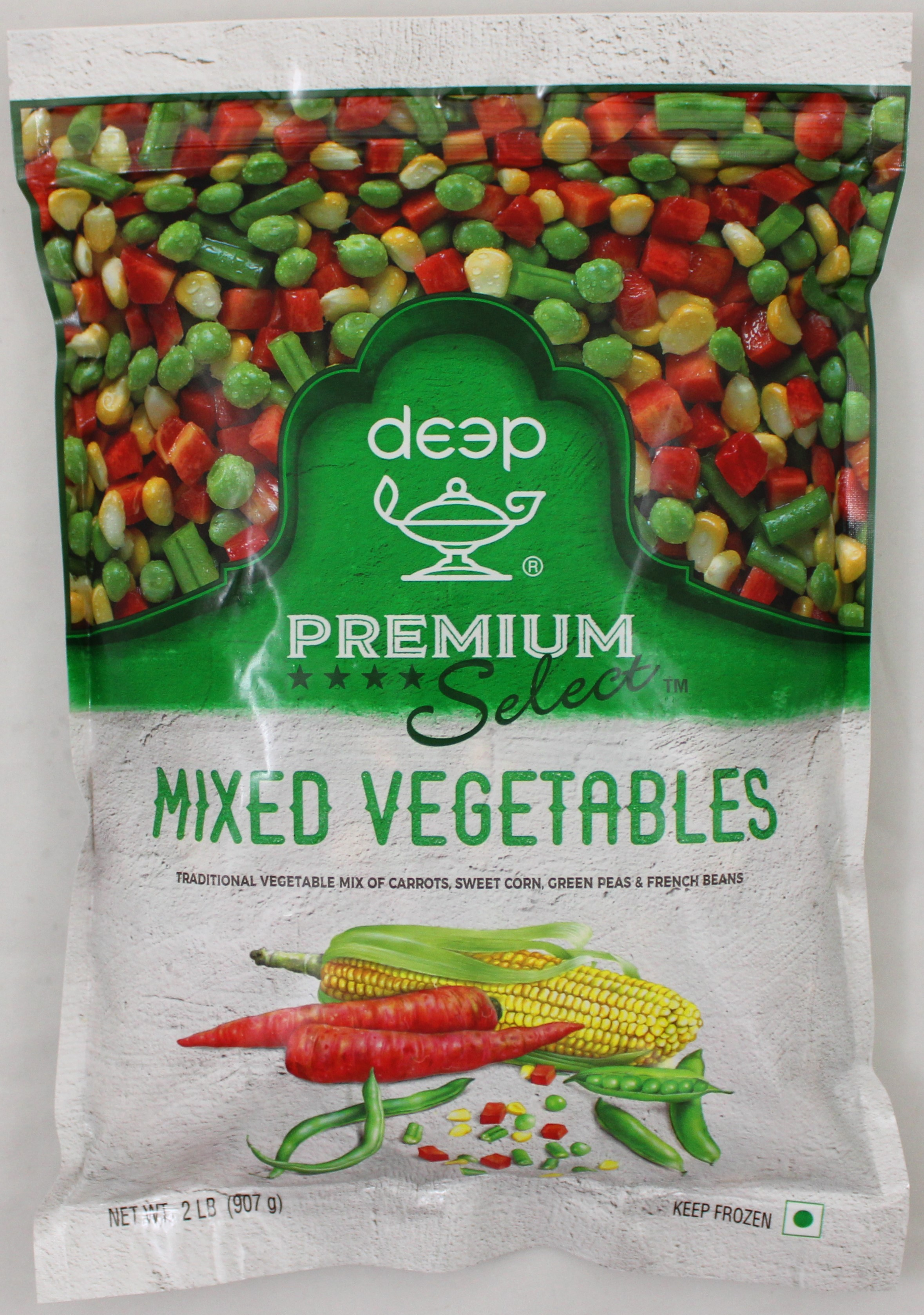 Mixed Vegetables 2lb