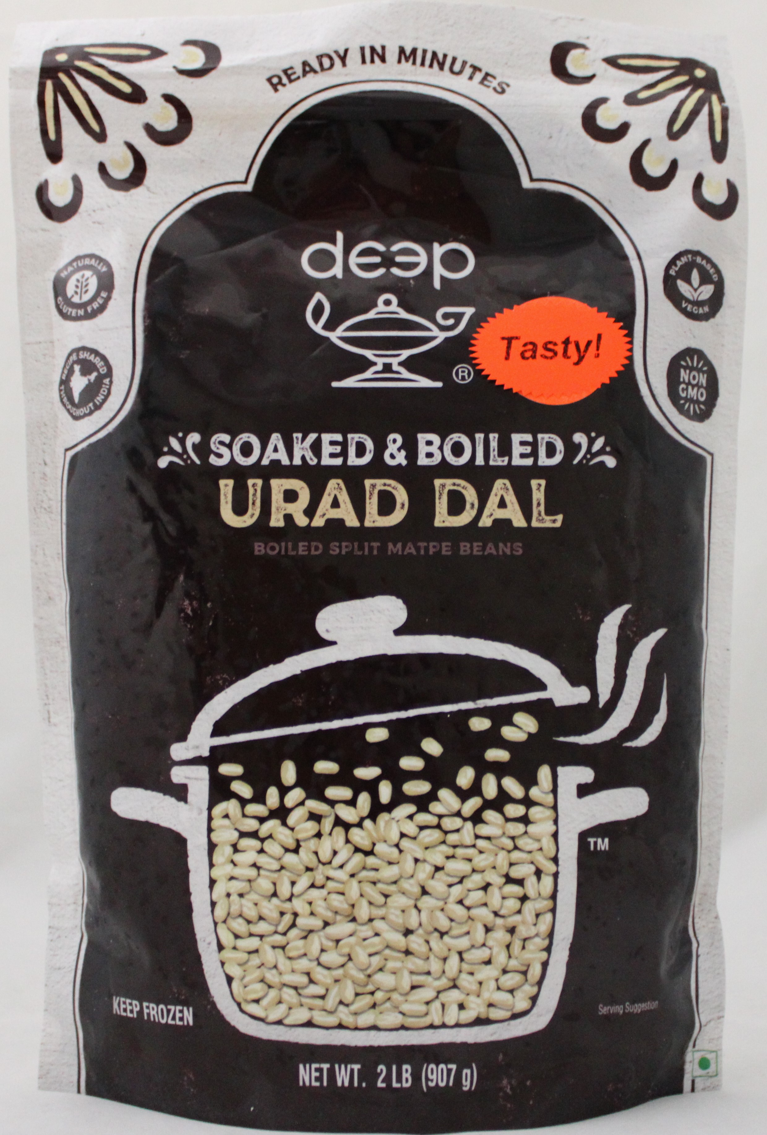 Soaked&Boiled Urad Dal-ReadyInMin