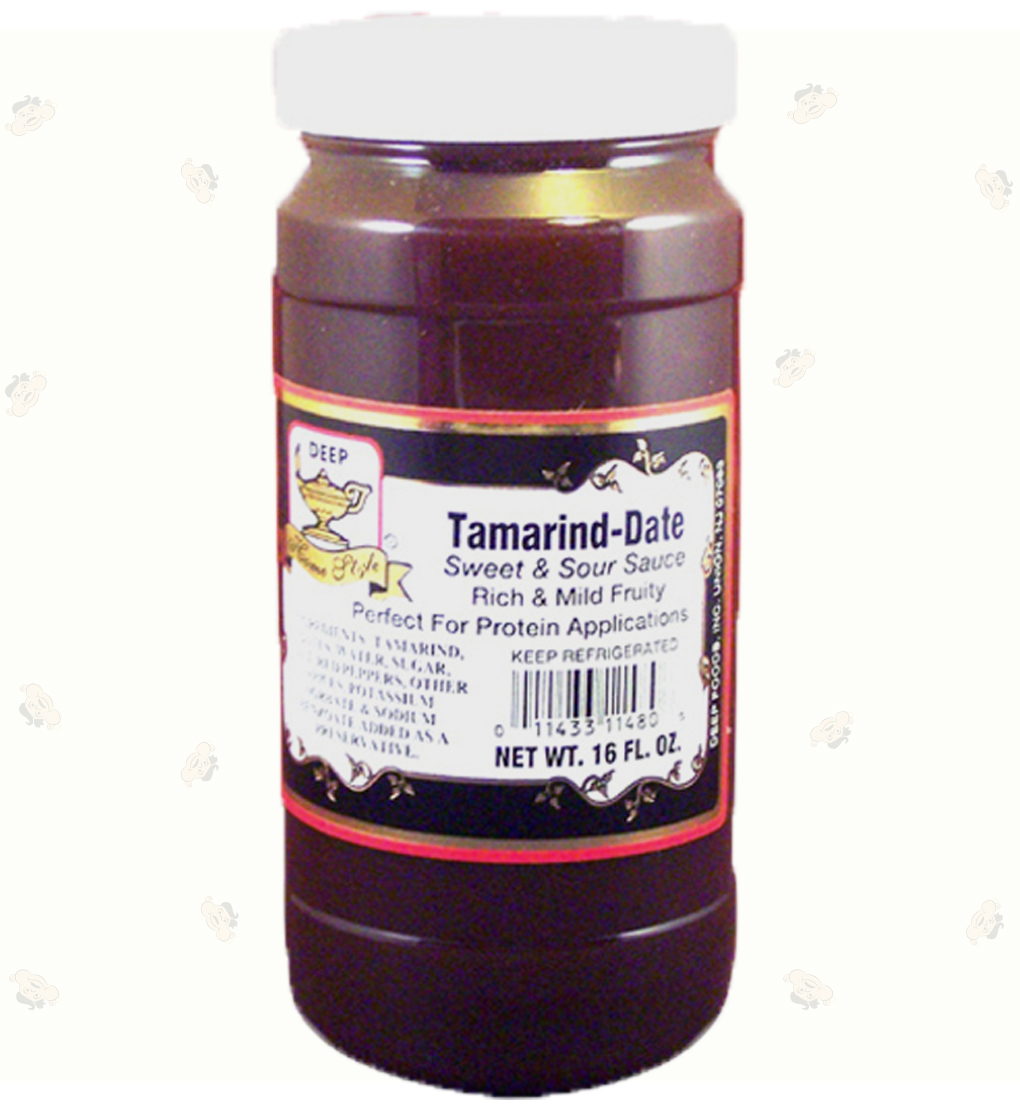 Indian Grocery - TamDate Sauce 18 oz
