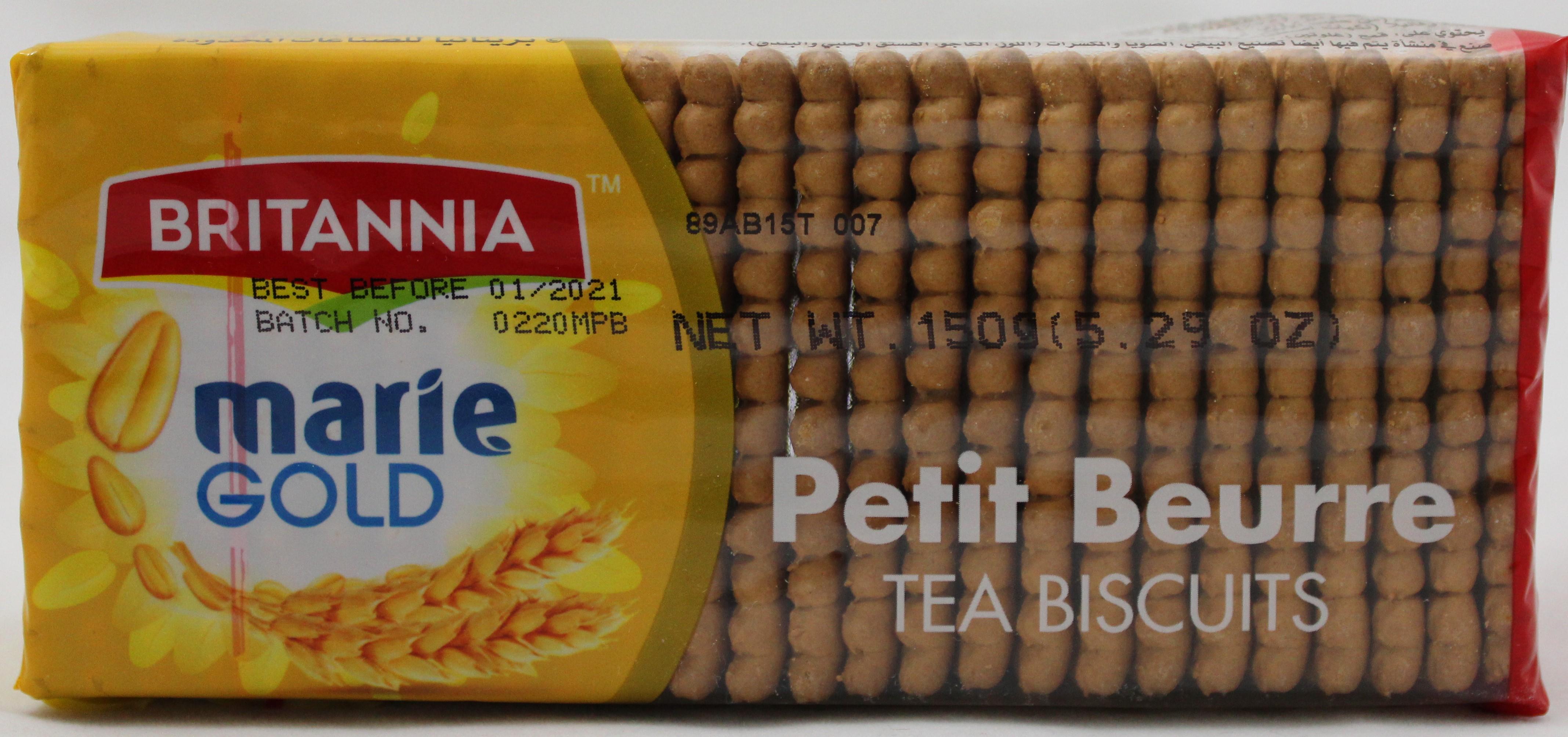 MarieGold Petit Beurre 5.3Oz