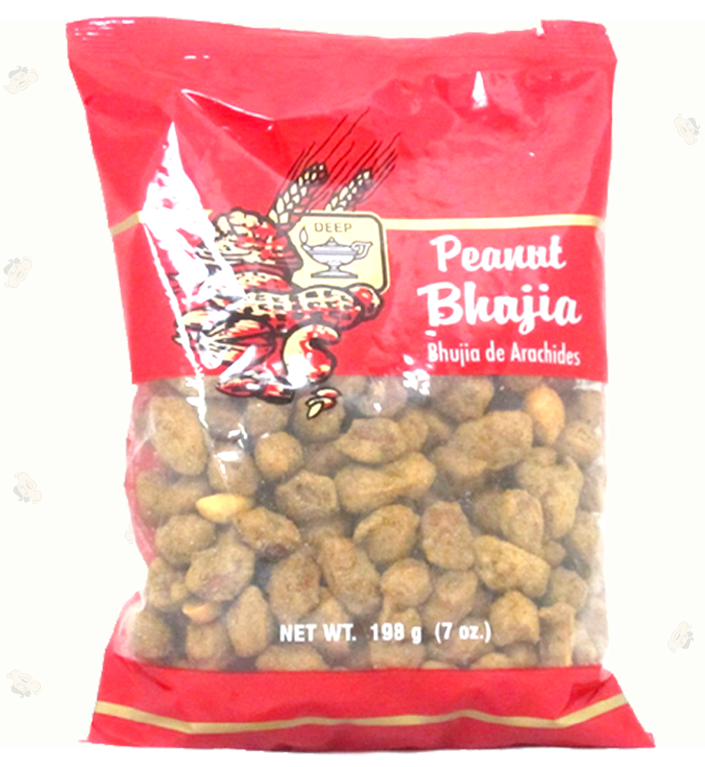 Peanut Bhujia 7oz