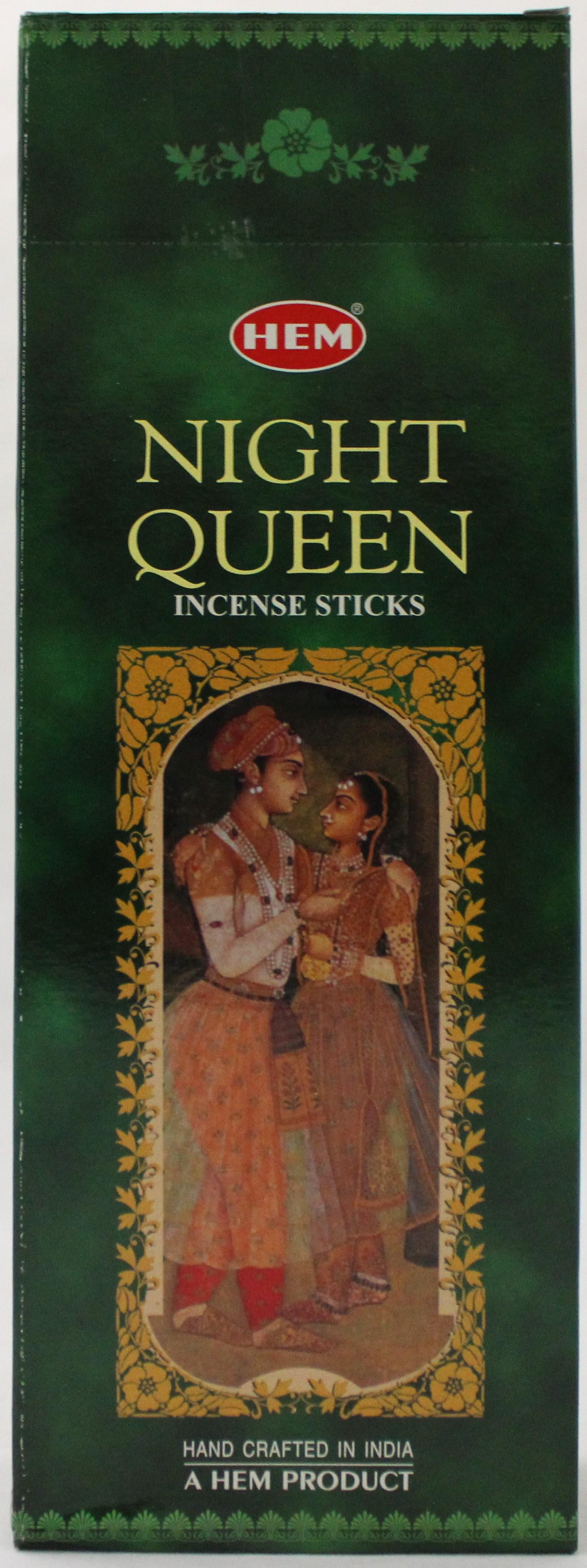 Night Queen Agarbatti 6x20 sticks