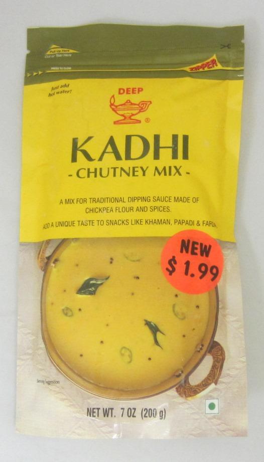 Kadhi Chutney Mix 7oz