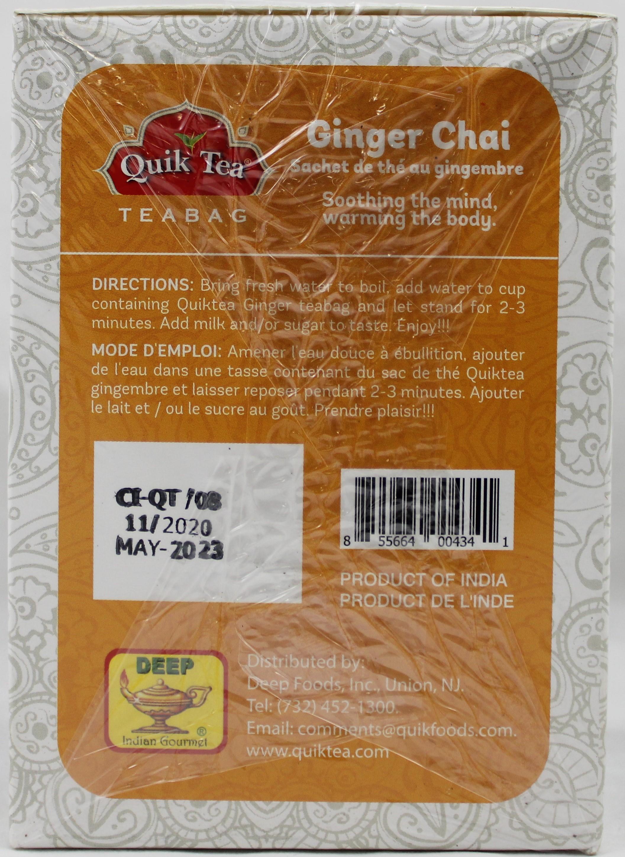 Ginger Tea Bag 5.08oz