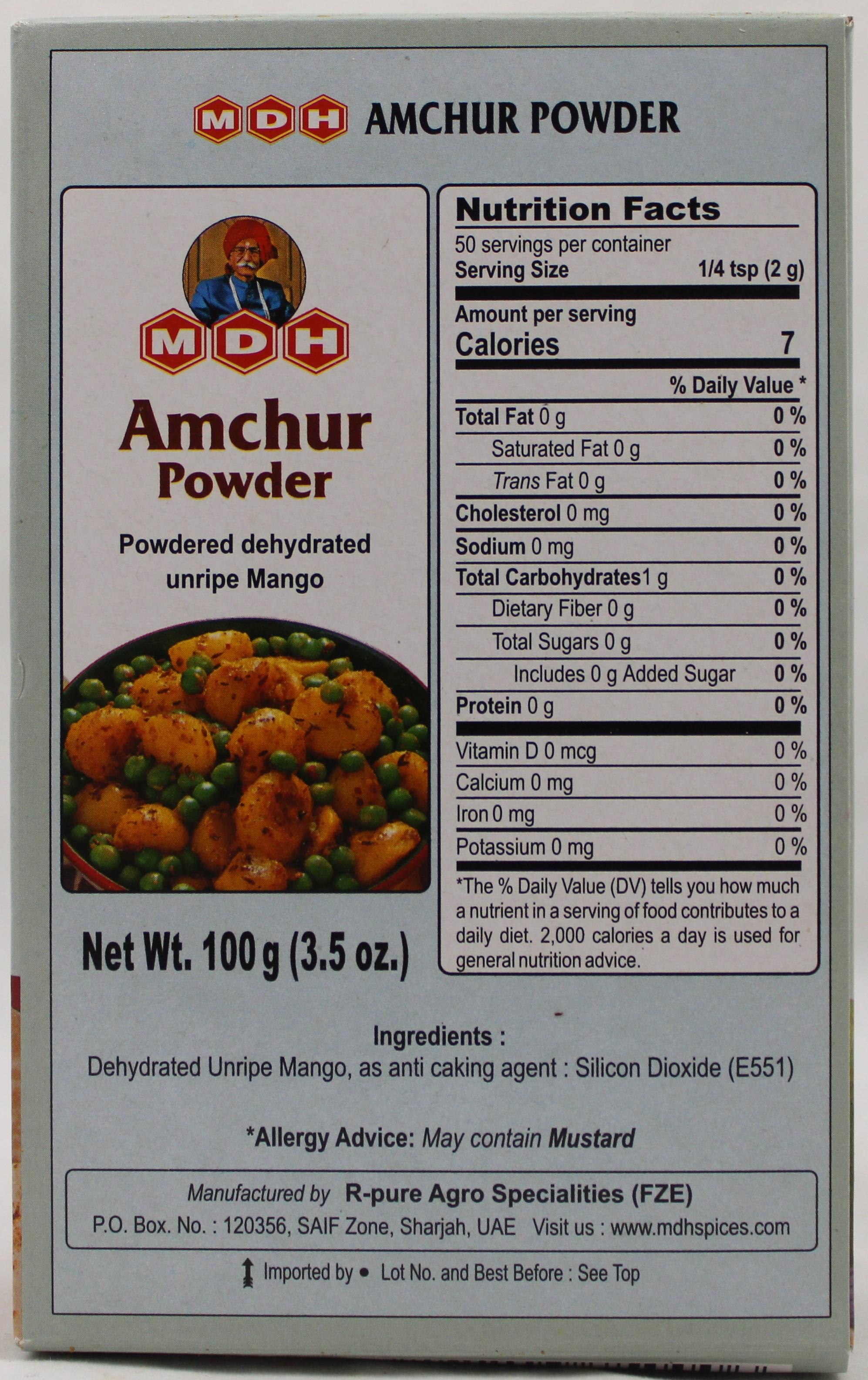 Amchur Powder 3.5oz