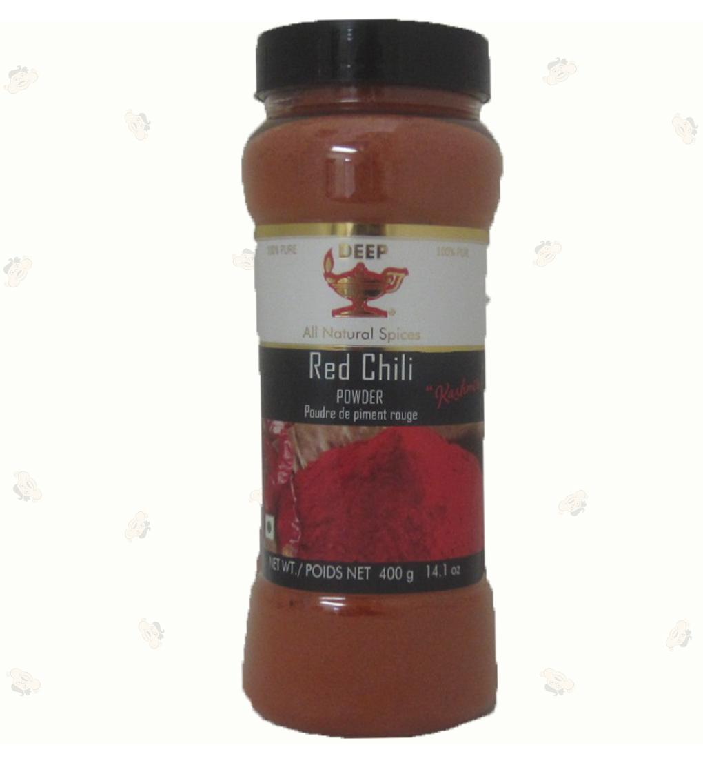 Red Chili PWD Kashmiri (BTL) 14.1Oz