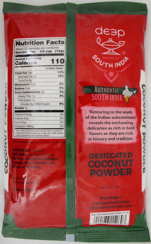 Desiccated Coconut Powder 14.1oz