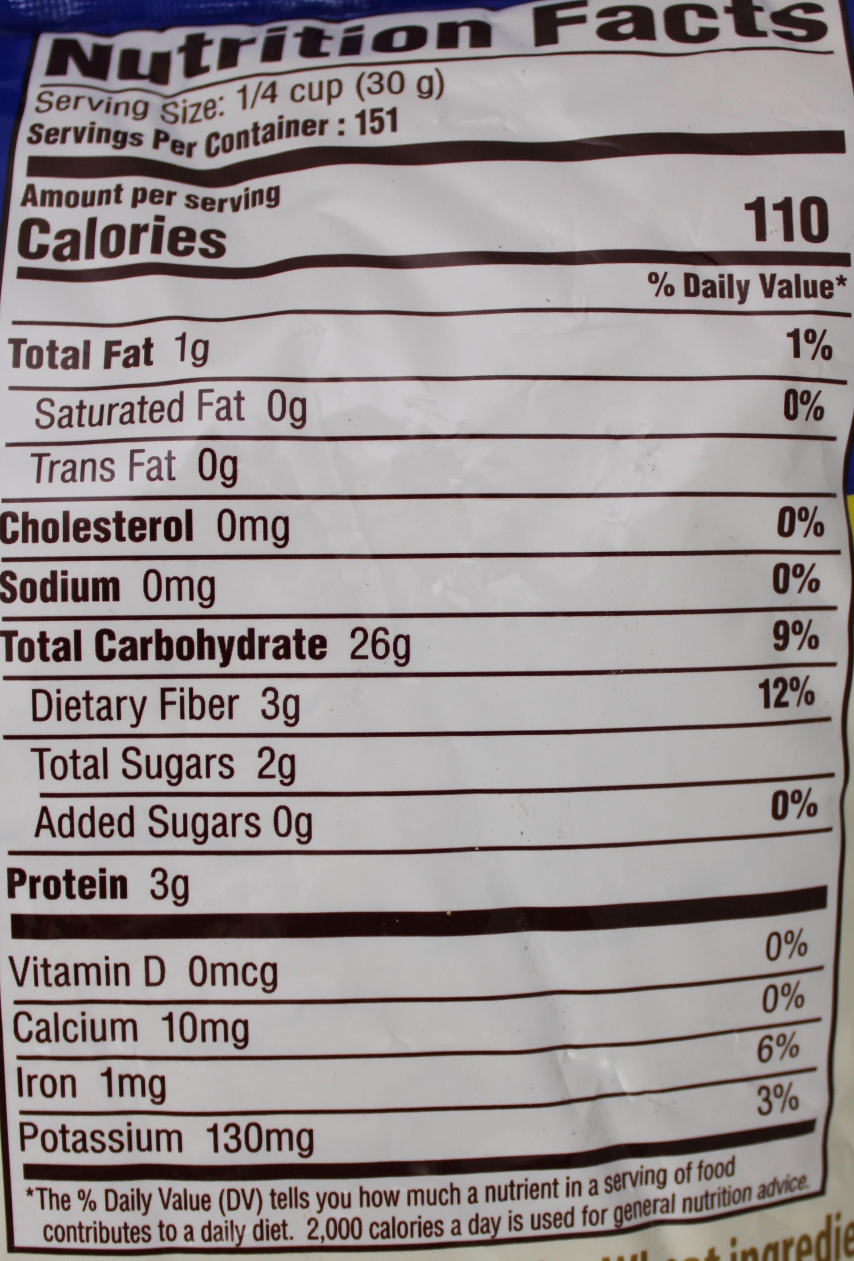 Organic Wheat Atta10Lb
