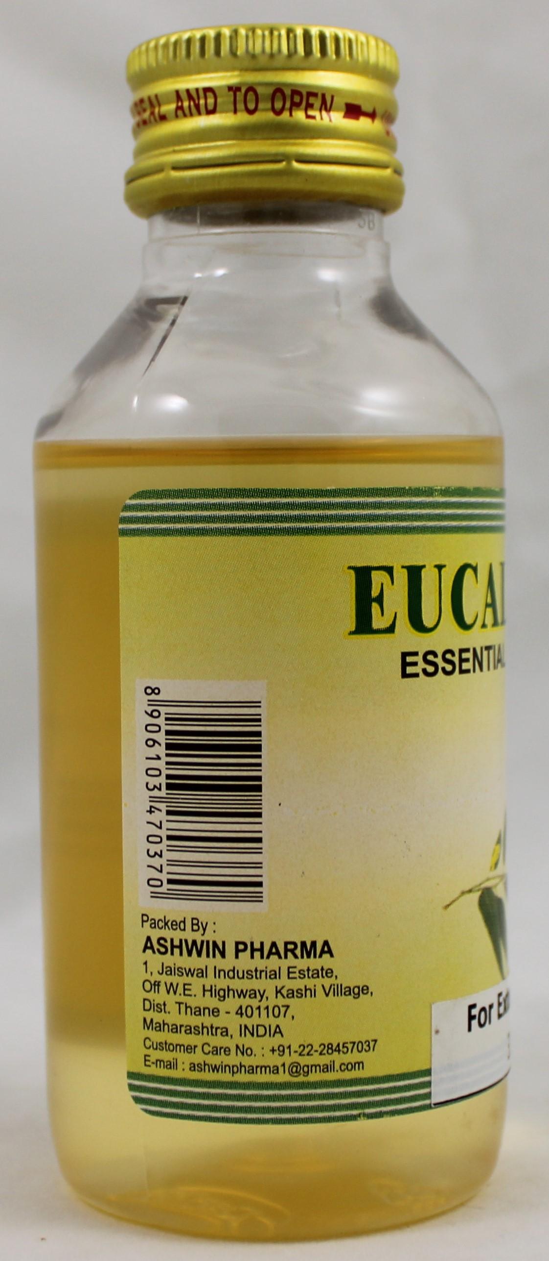 Eucalyptus Oil 3.5 oz