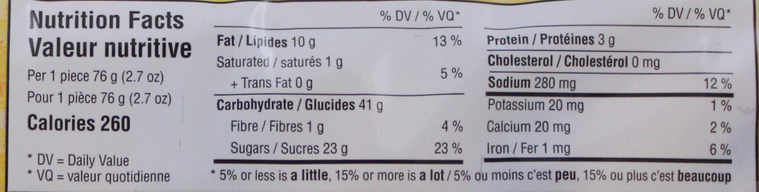 Fruit Cake Eggless 13.4oz