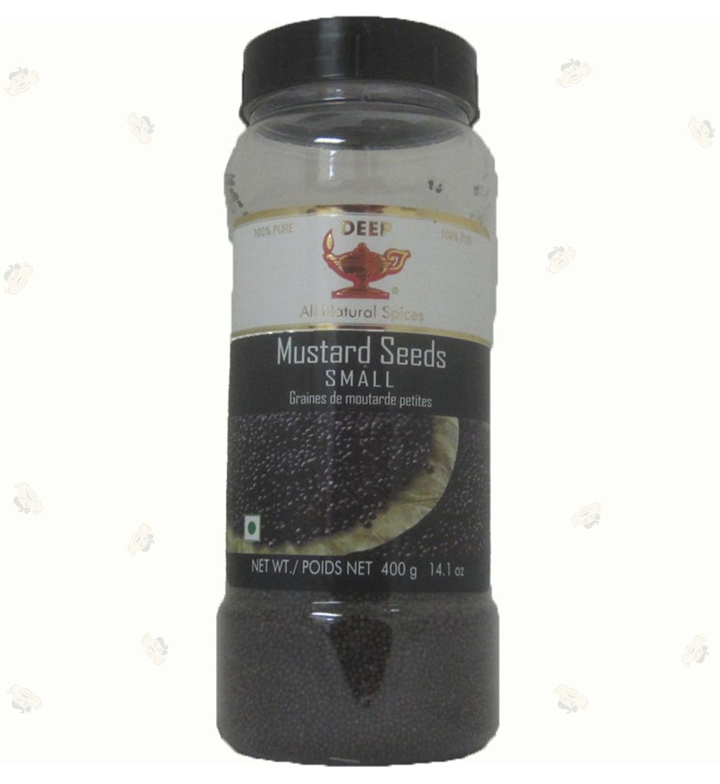 Mustard Seeds Small (Bottle) 14.1Oz