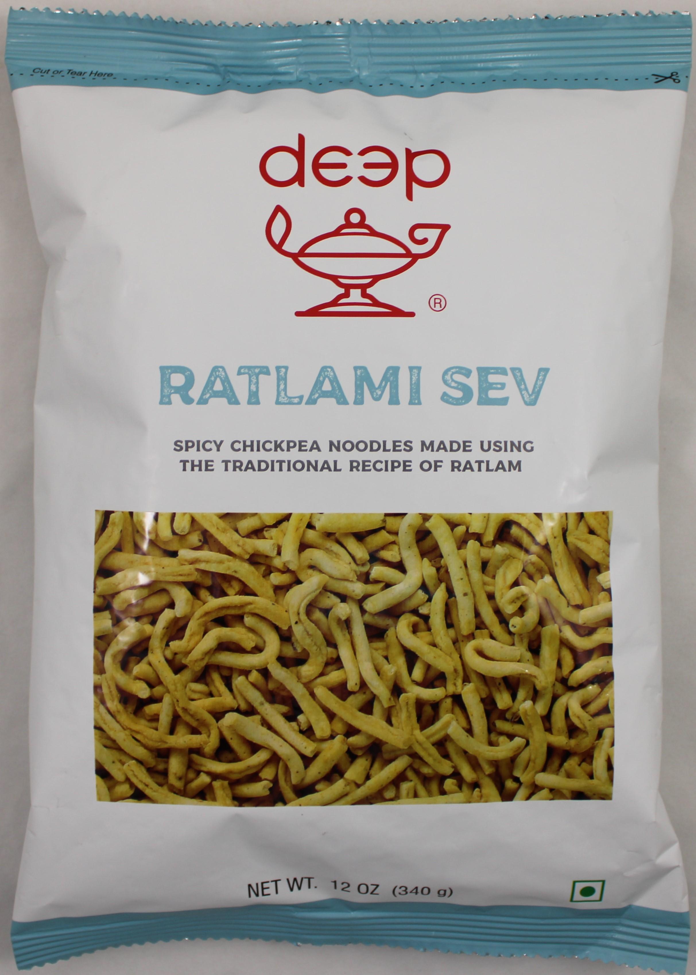 Ratlami Sev 12oz