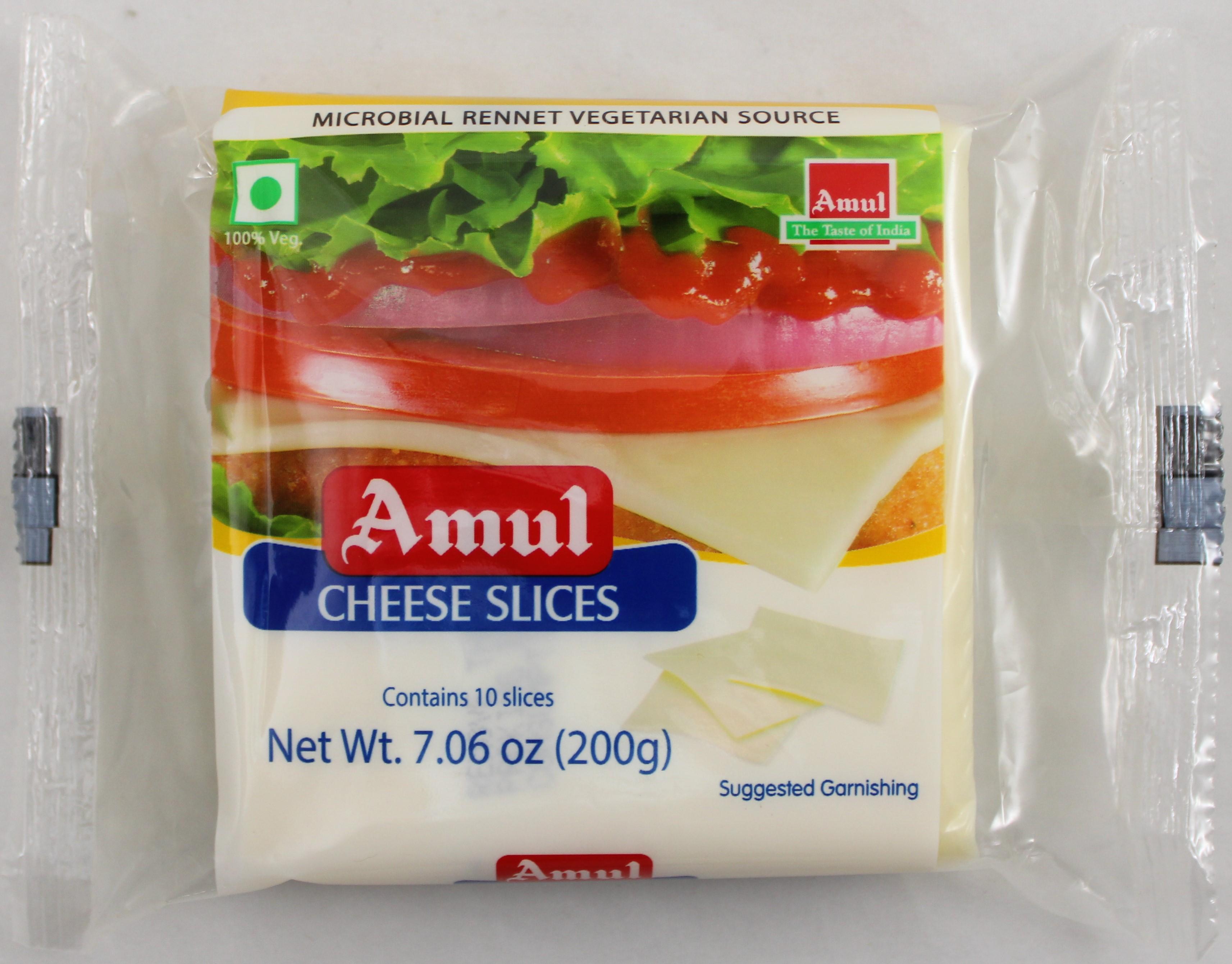 Cheese Slice 7oz