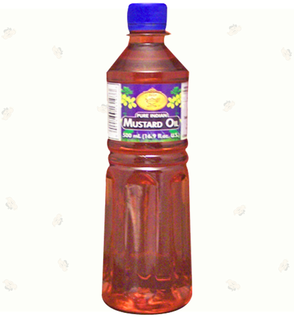 Indian Grocery - Mustard Oil 16.9oz