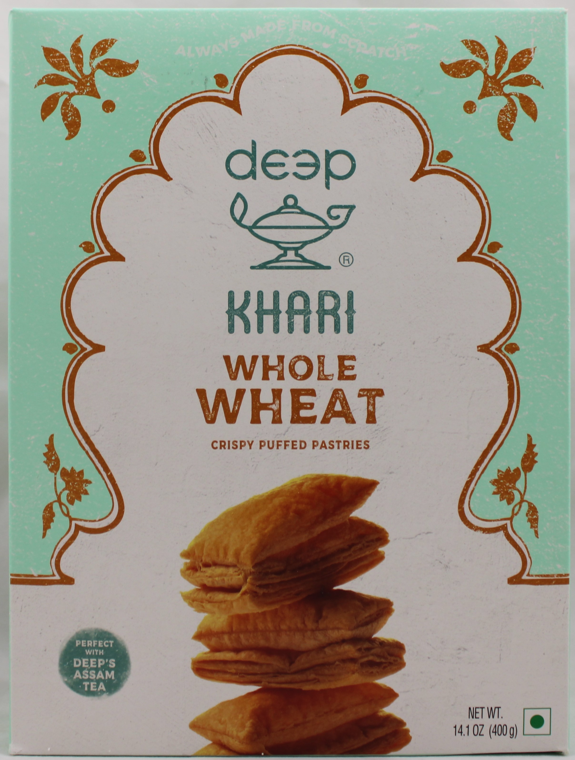 Whole Wheat Khari 14.1oz
