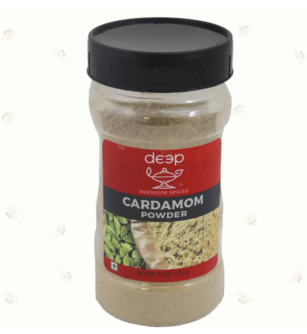 Cardamom Powder (Bottle) 5.3 Oz