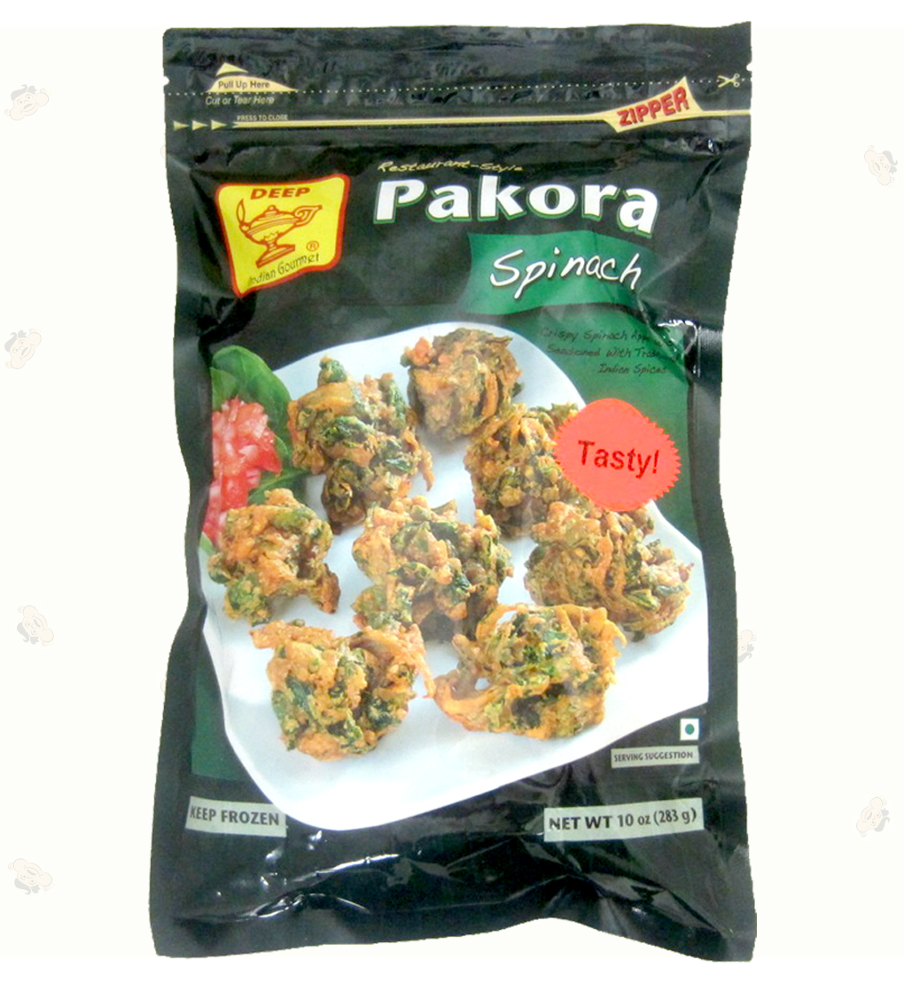 Indian Grocery - Spinach Pakora 10oz