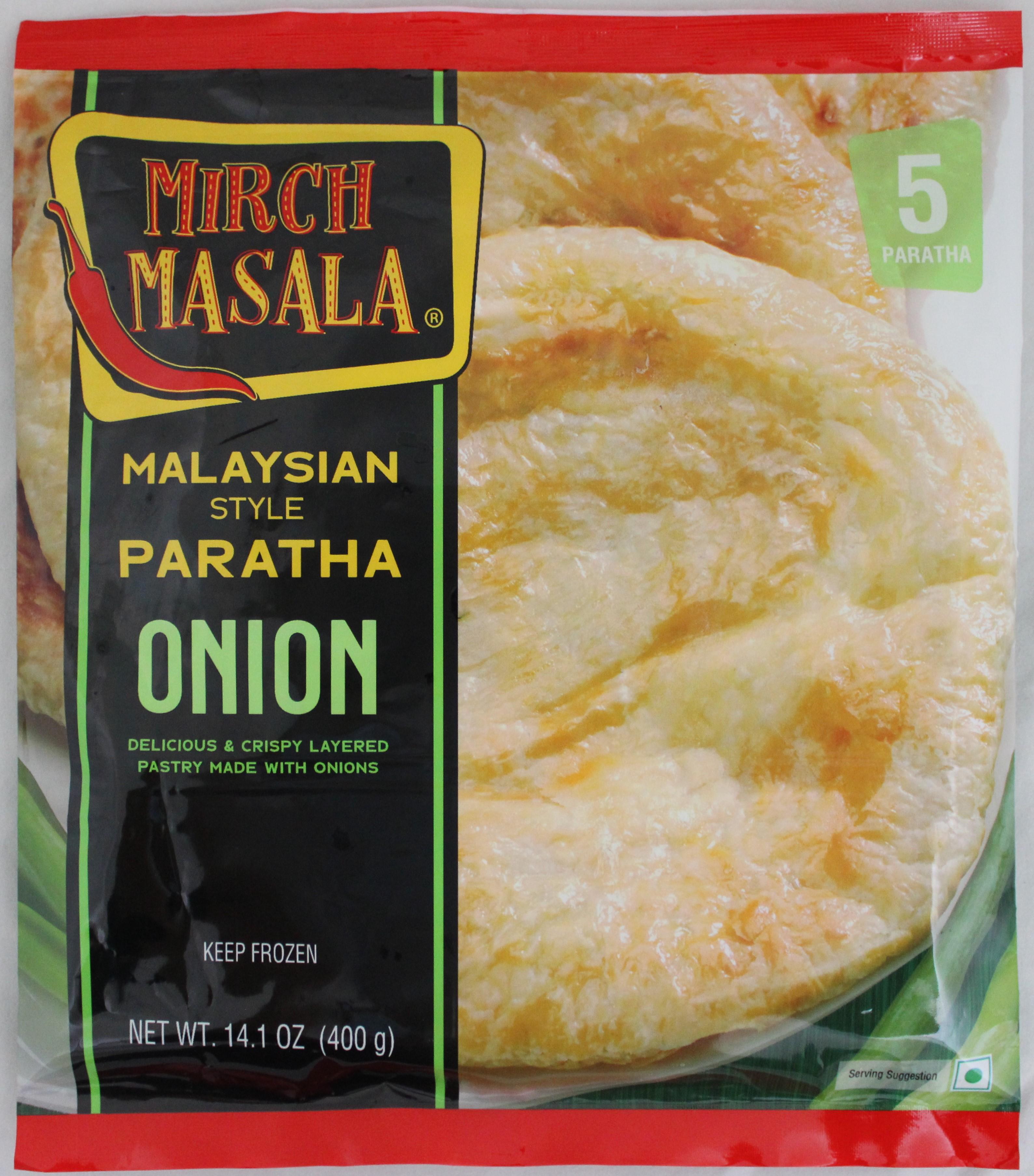 Malasian Onion Paratha 14.1oz