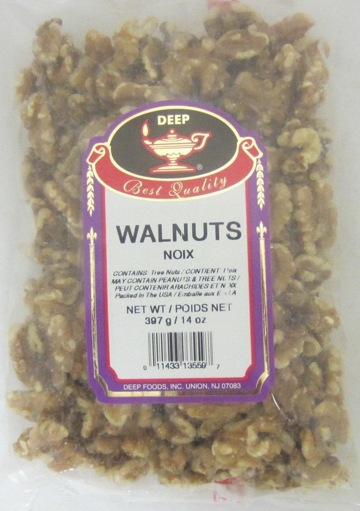 Walnuts 14 oz.