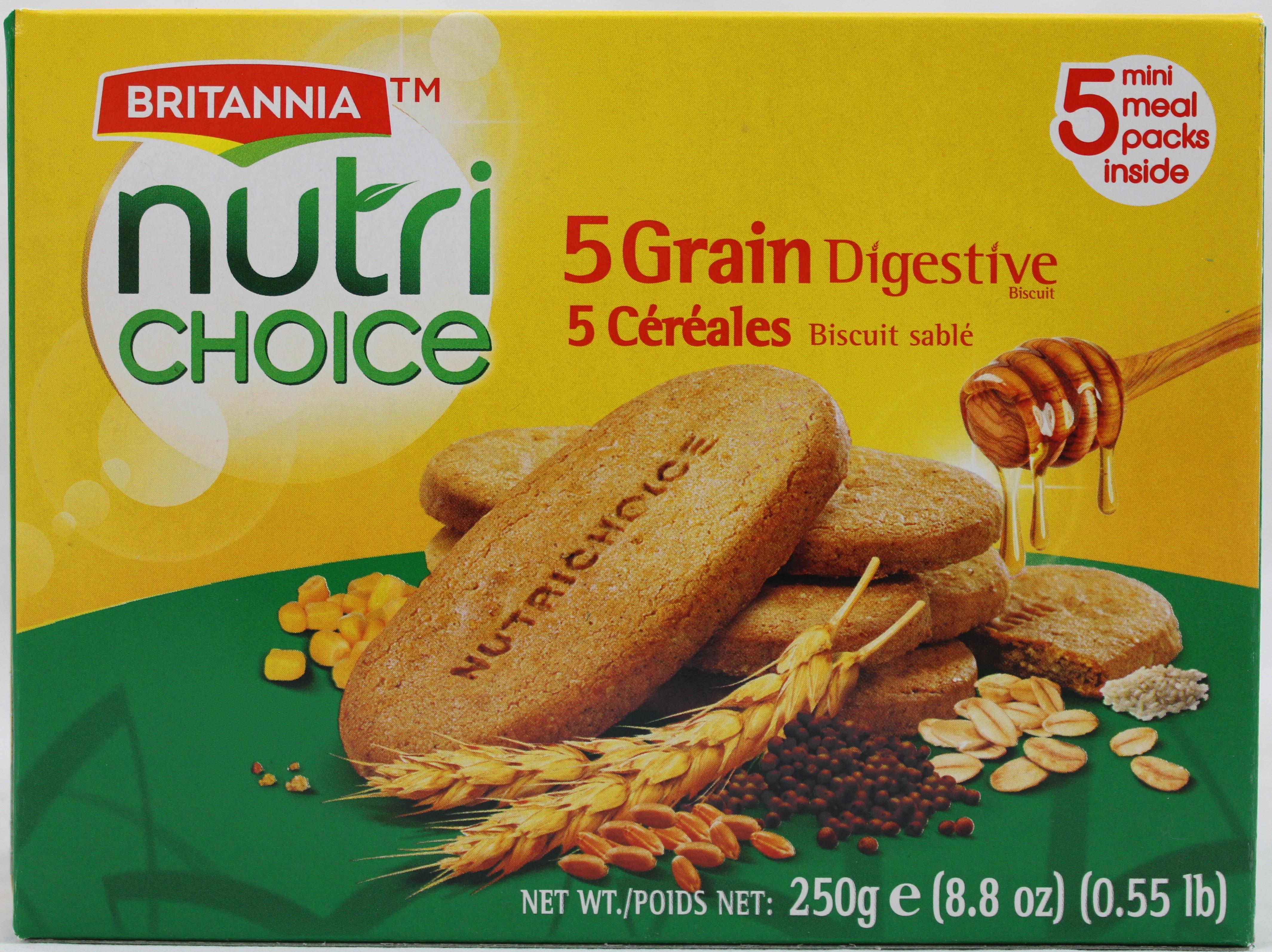 Nutri choice 5 Grain 8.75 oz.