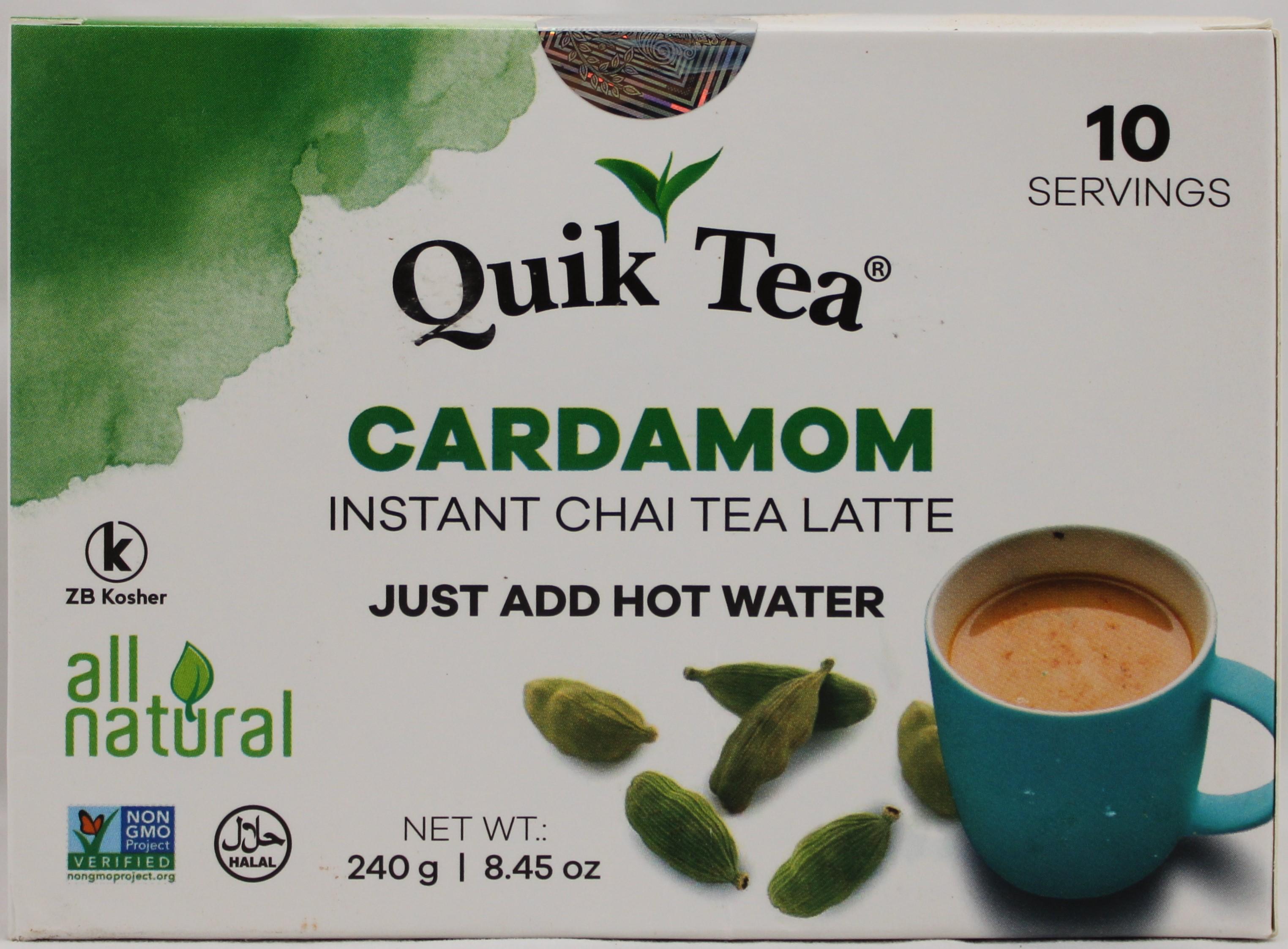 Cardamom Chai 8.5 oz