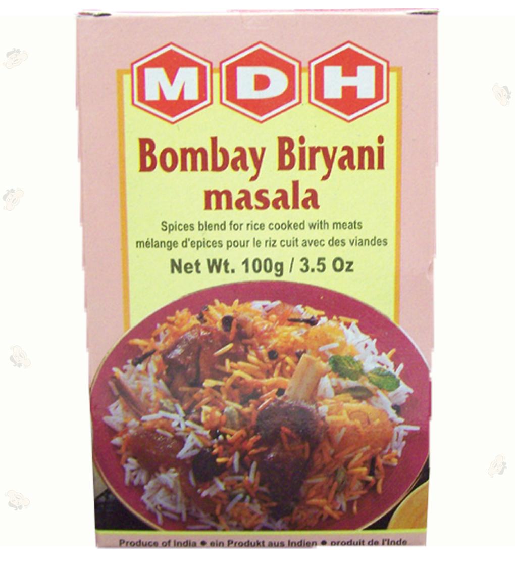 Bombay Biryani Masala 3.5 oz.