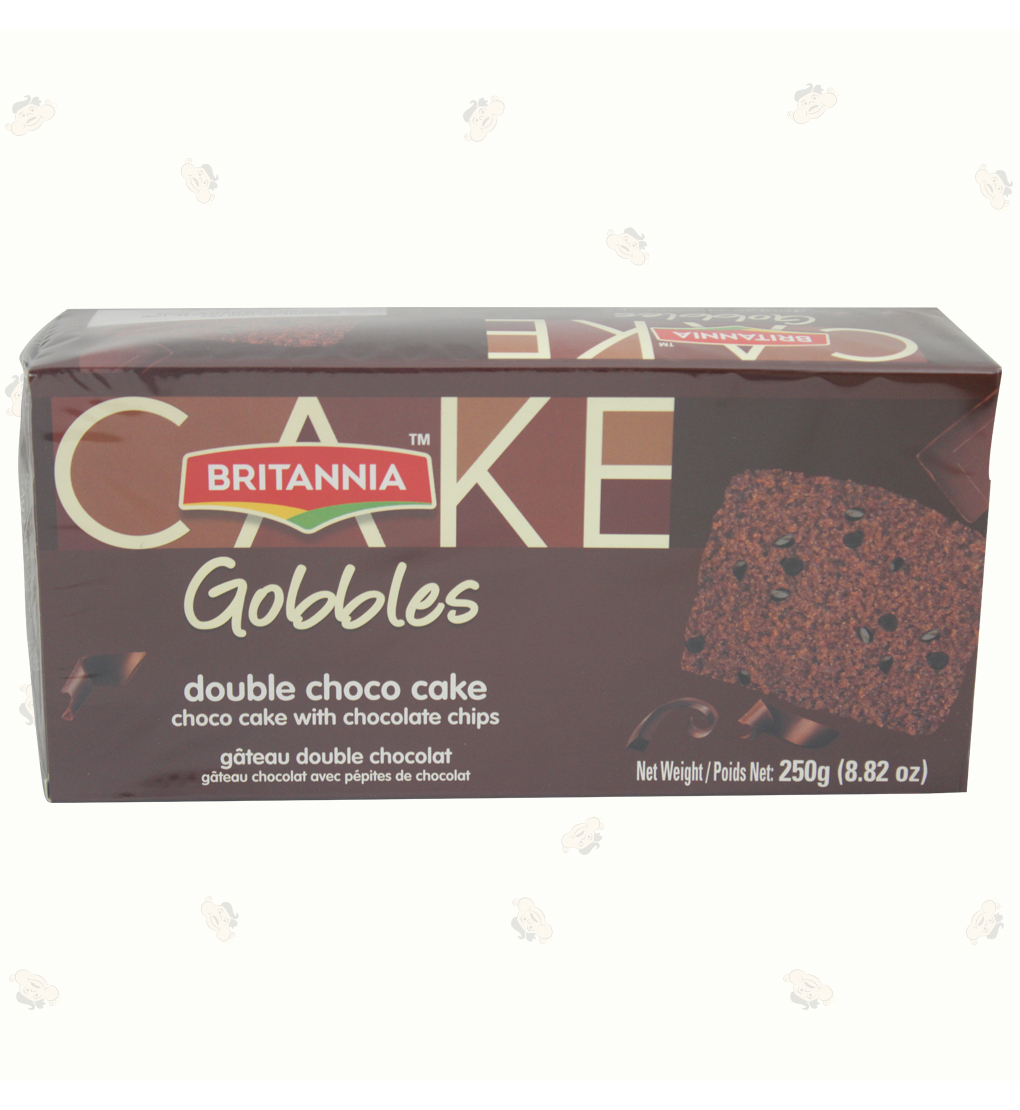 Double Chocolate Cake 8.8oz