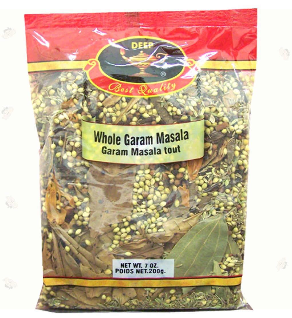Whole Garam Masala 7 oz