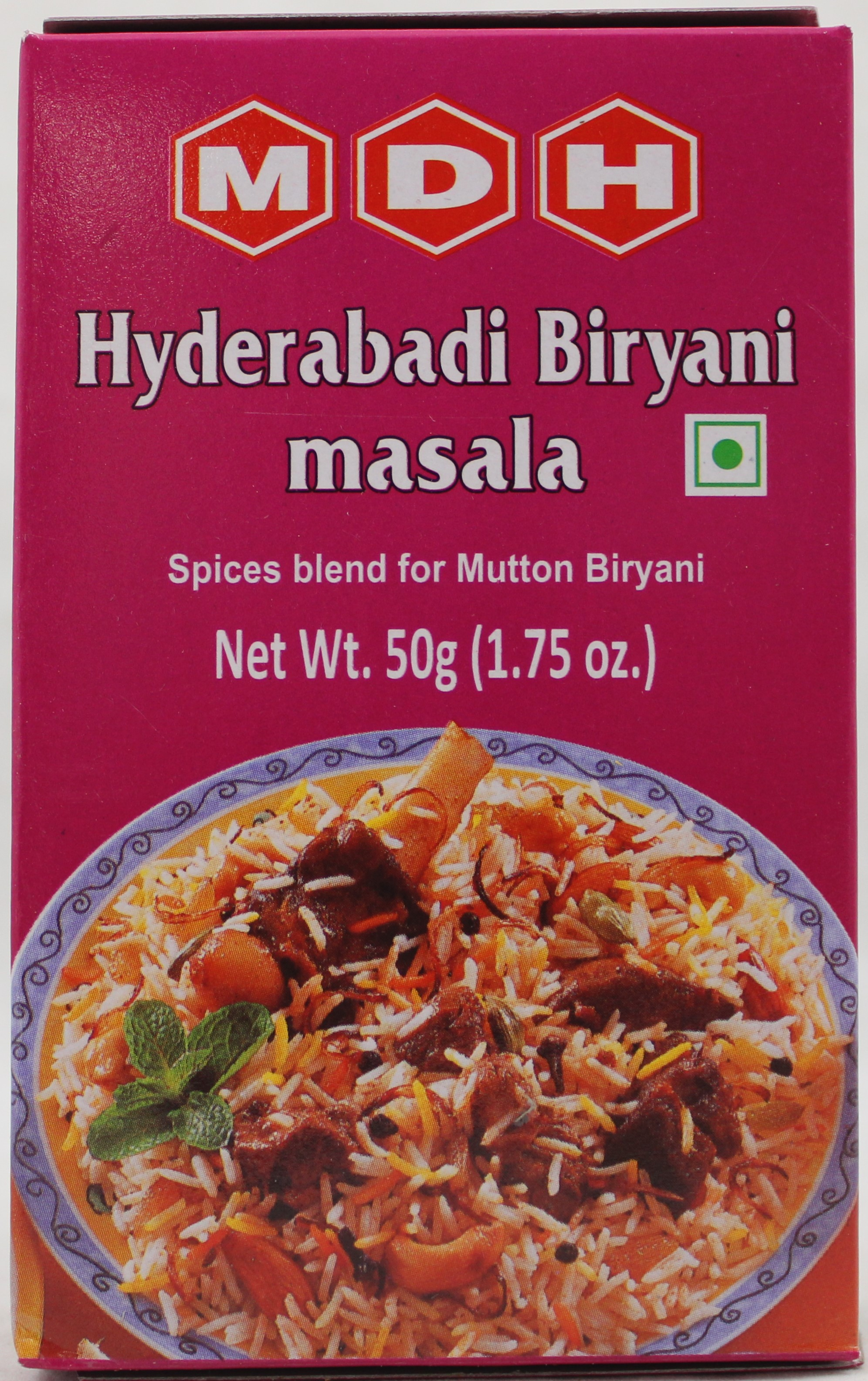 Hyderabadi Biryani Masala1.75oz