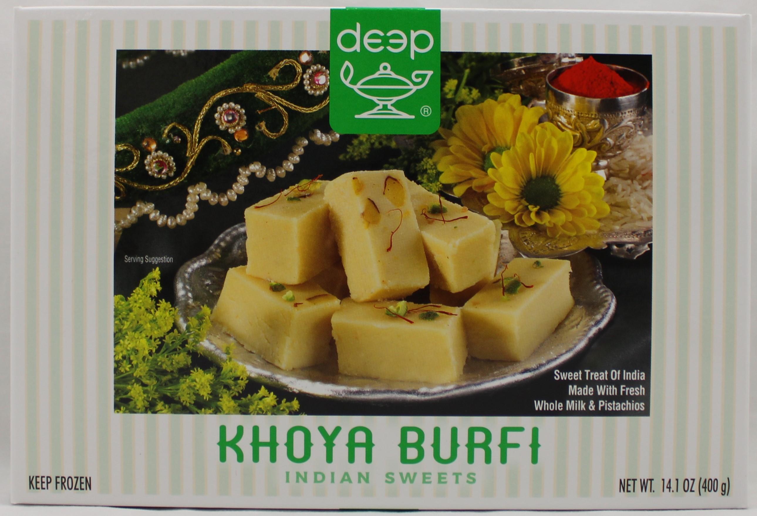 Khoya Burfi 14.1 oz.