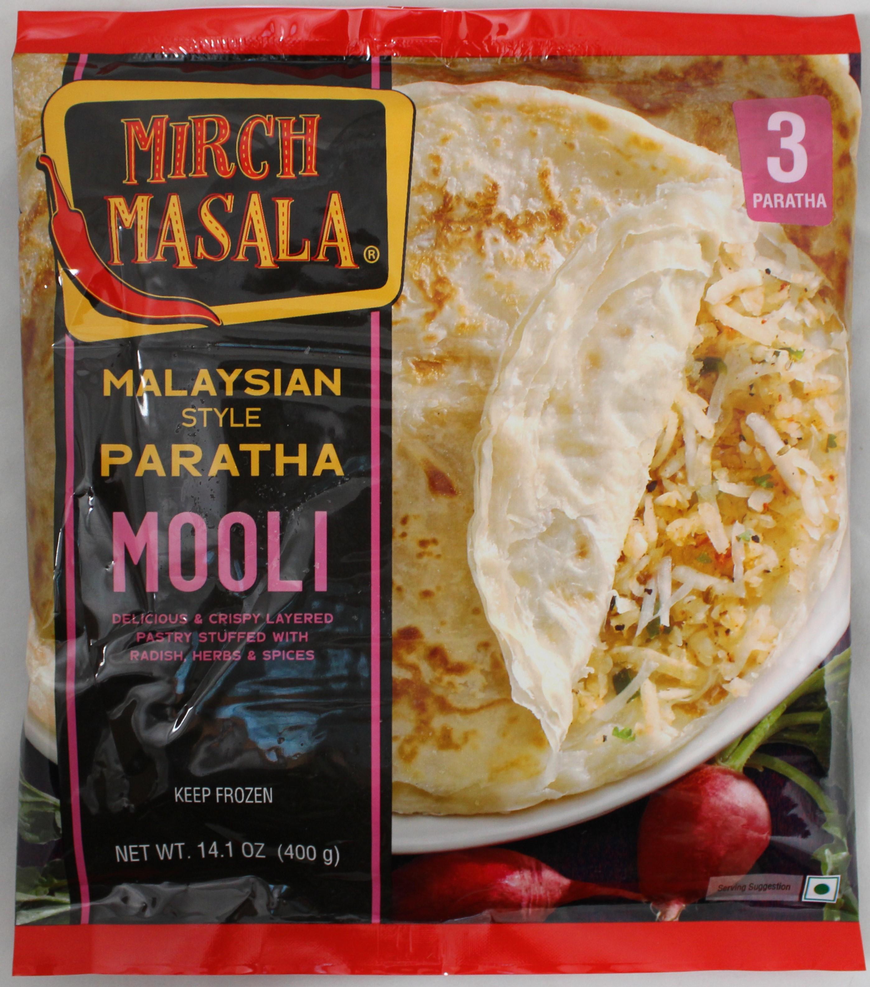 Muli Paratha 14.1 oz.