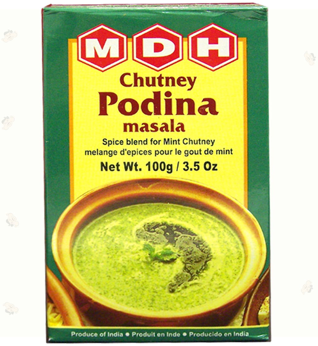 Pudina Powder Chutney 3.5oz