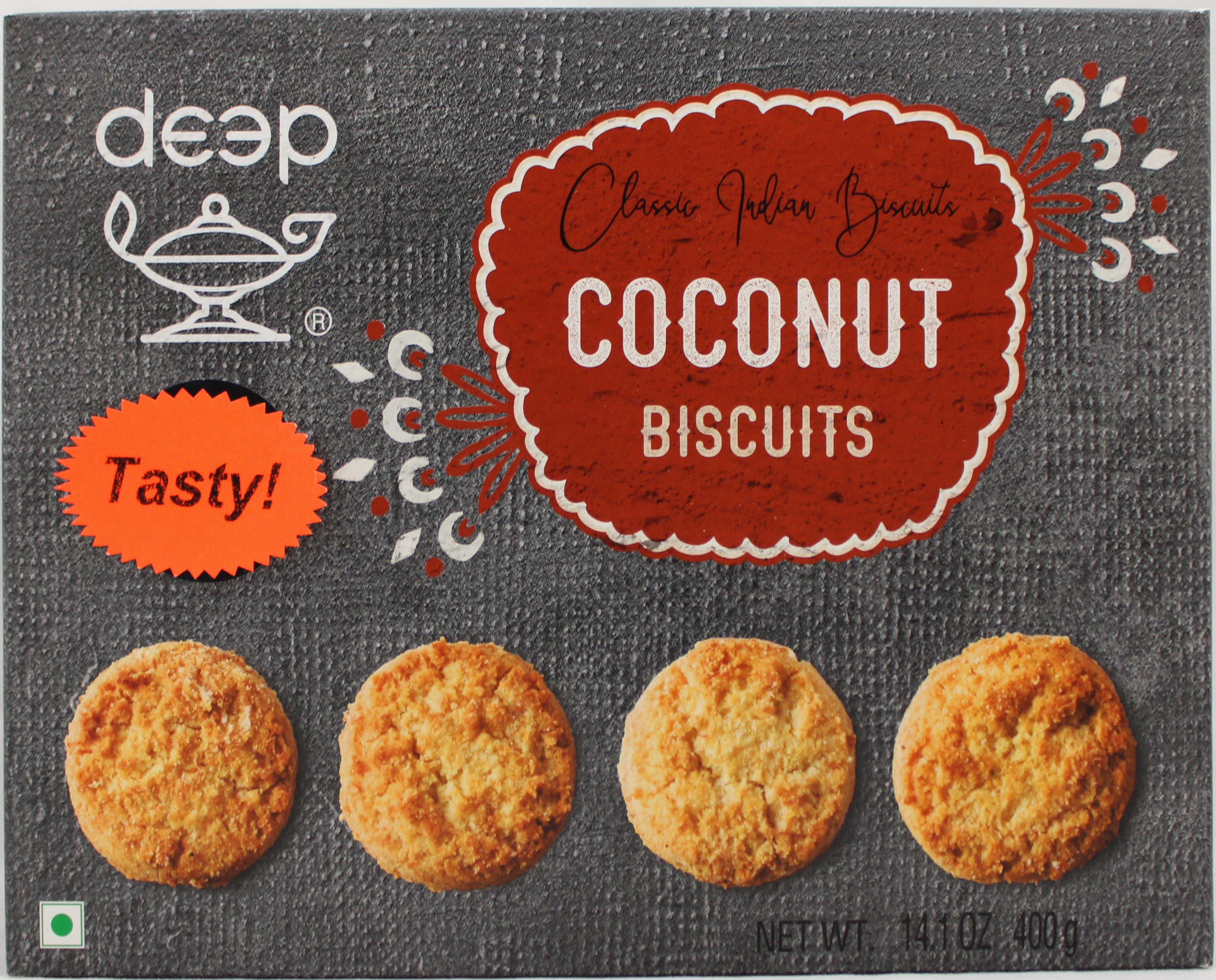 Coconut Biscuits 14.1 Oz